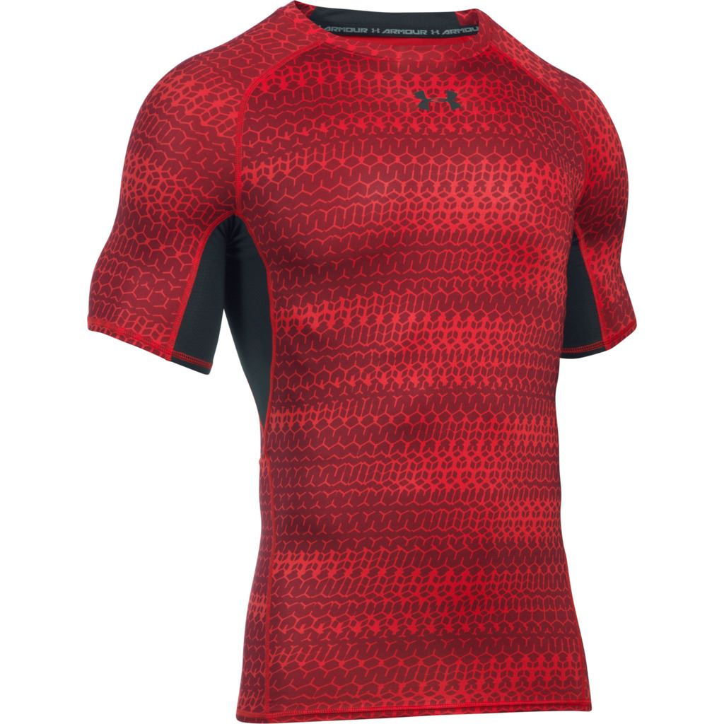 under armour 2017 mens ua heatgear armour printed short