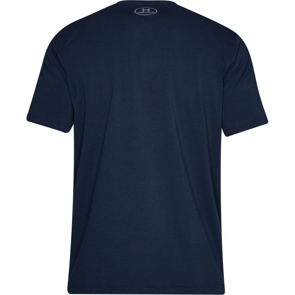 UNDER-ARMOUR-MENS-UA-CHARGED-COTTON-NEVER-OUT-WORKED-SS-SPORTS-TOP-T-SHIRT thumbnail 3