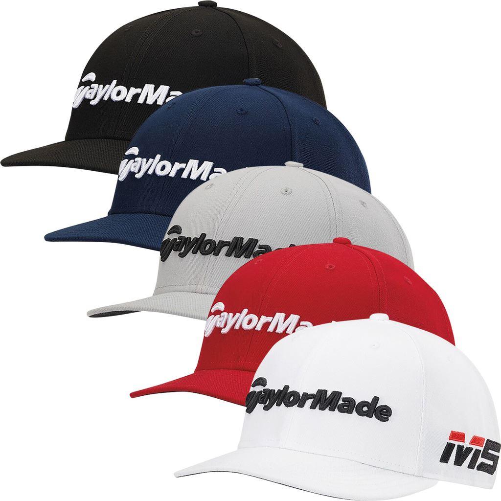 1c62e8d9538bd TaylorMade 2019 New Era Tour 9Fifty Hat Adjustable Mens Snapback ...