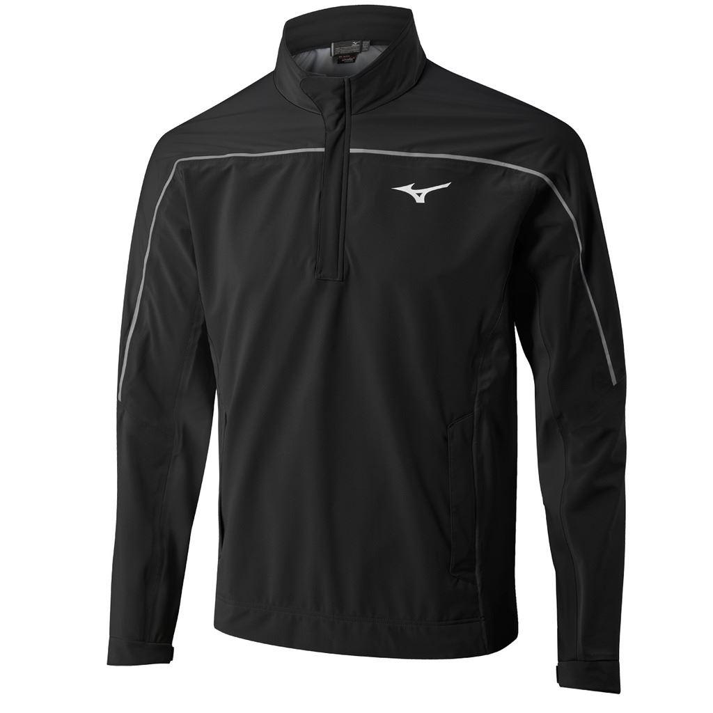SALE-SALE-SALE-Mizuno-Waterproof-Pro-1-4-Zip-Rain-Mens-Golf-Jacket