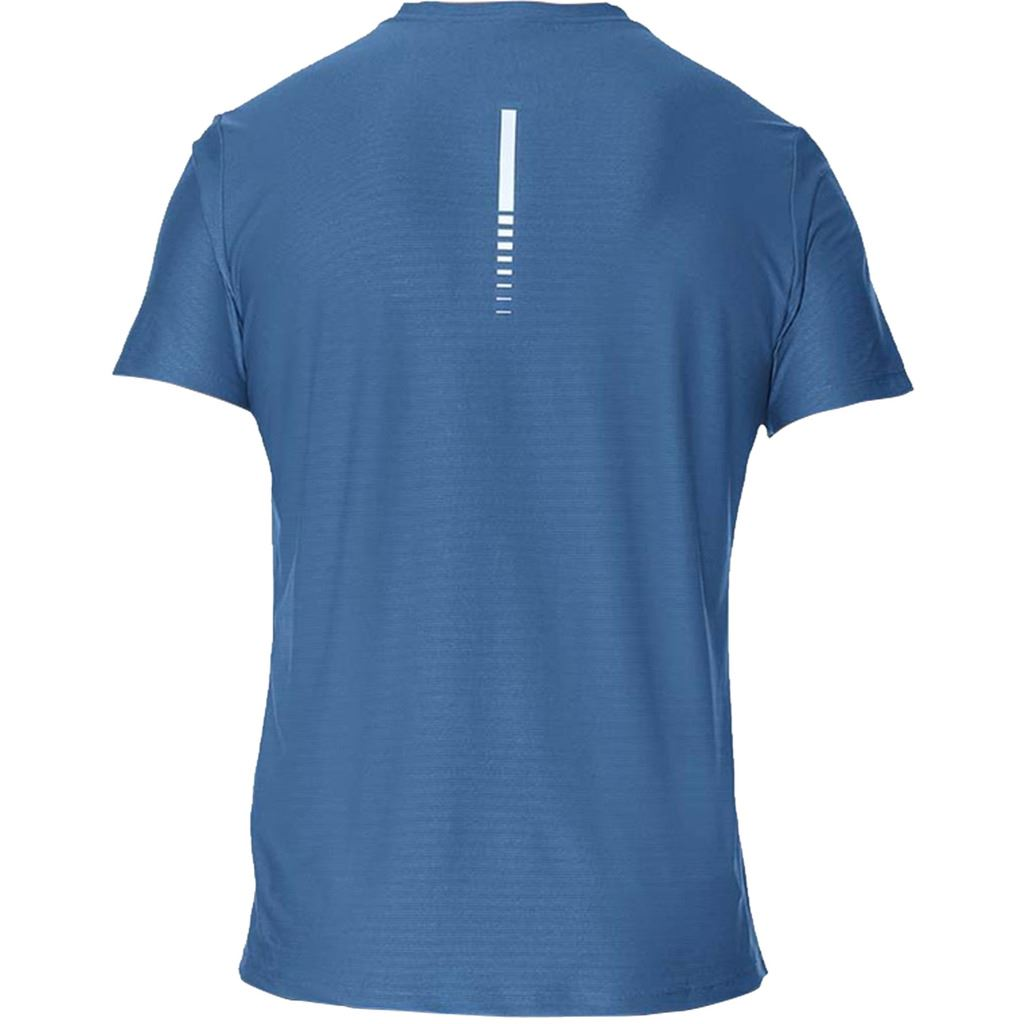 asics 2017 motiondry lightweight ss t shirt running top mens sports tee ebay. Black Bedroom Furniture Sets. Home Design Ideas