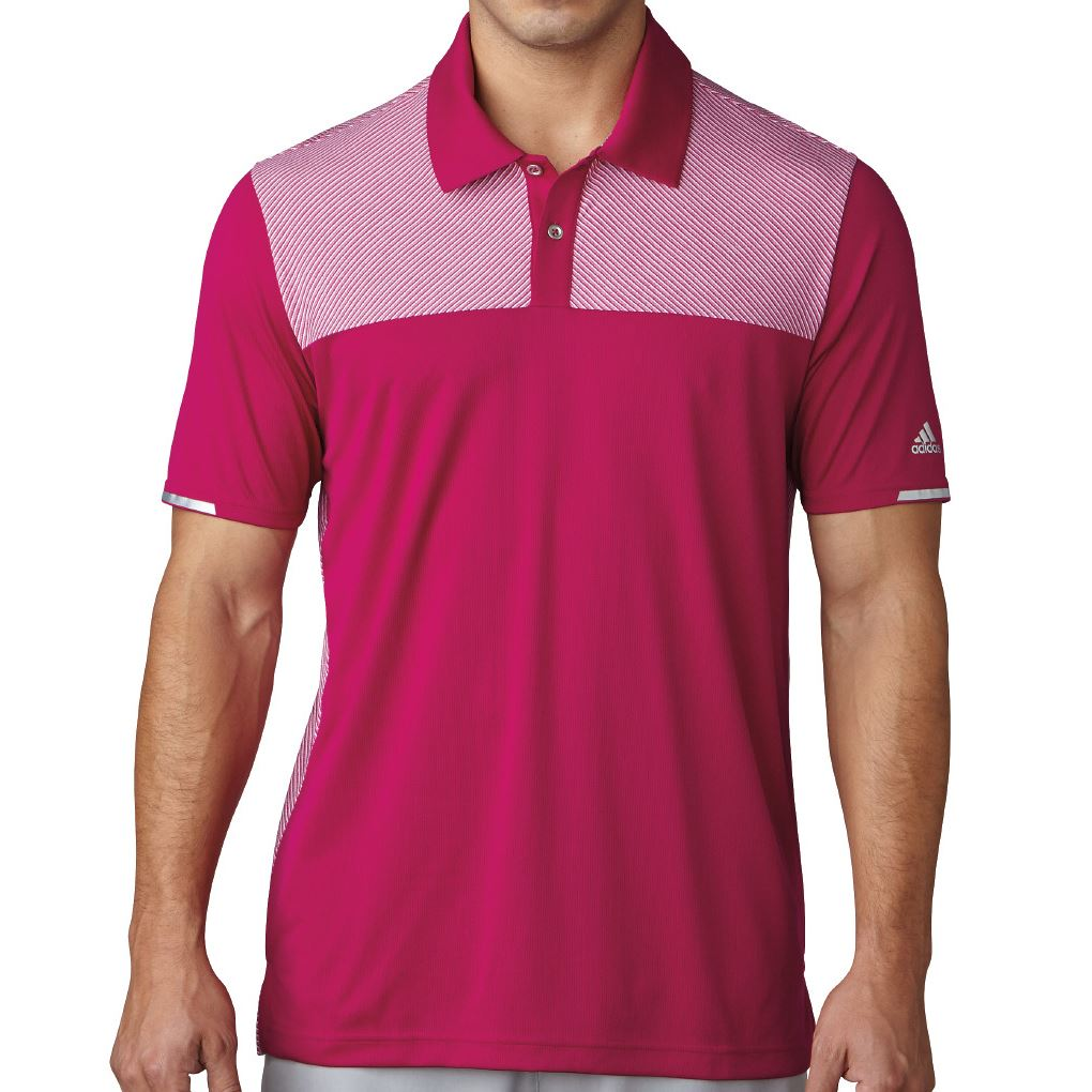 adidas-Golf-2017-Climachill-Heather-Block-Competition-Polo-Mens-Golf-Polo-Shirt