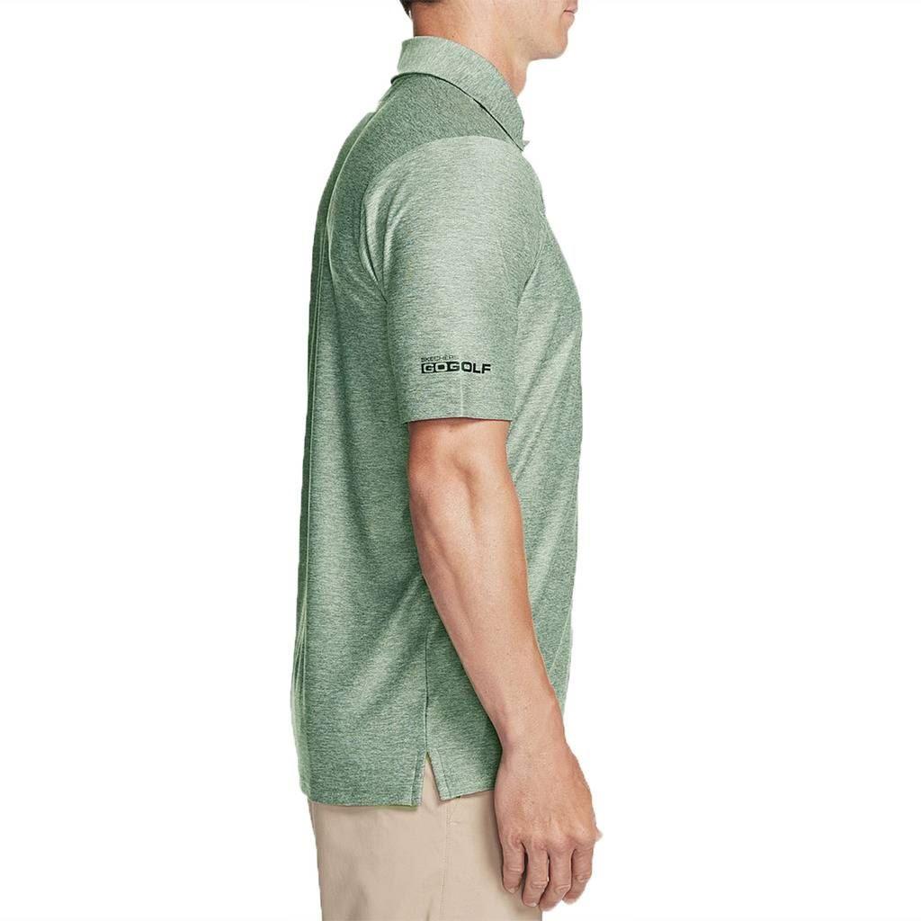 Skechers-Go-Golf-2018-Mens-Pine-Valley-Short-Sleeve-Performance-Polo-Shirts thumbnail 4