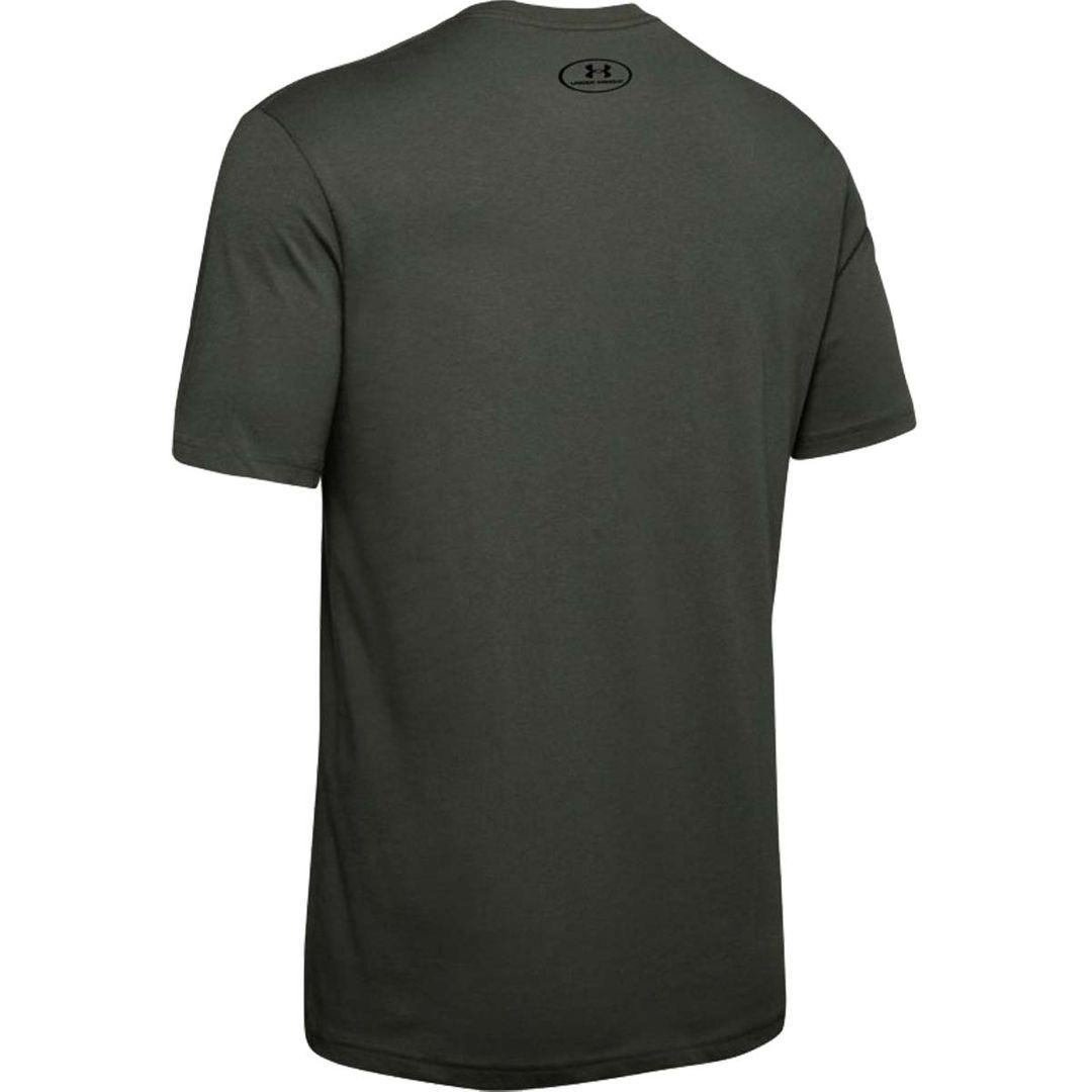 Under-Armour-Tee-2019-Mens-HeatGear-GL-Foundation-HeatGear-T-Shirt-Top thumbnail 11