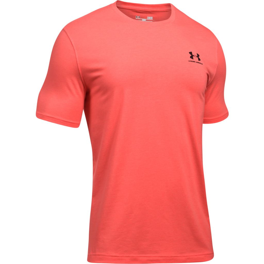 Under Armour 2017 Charged Cotton Sportstyle Left Chest