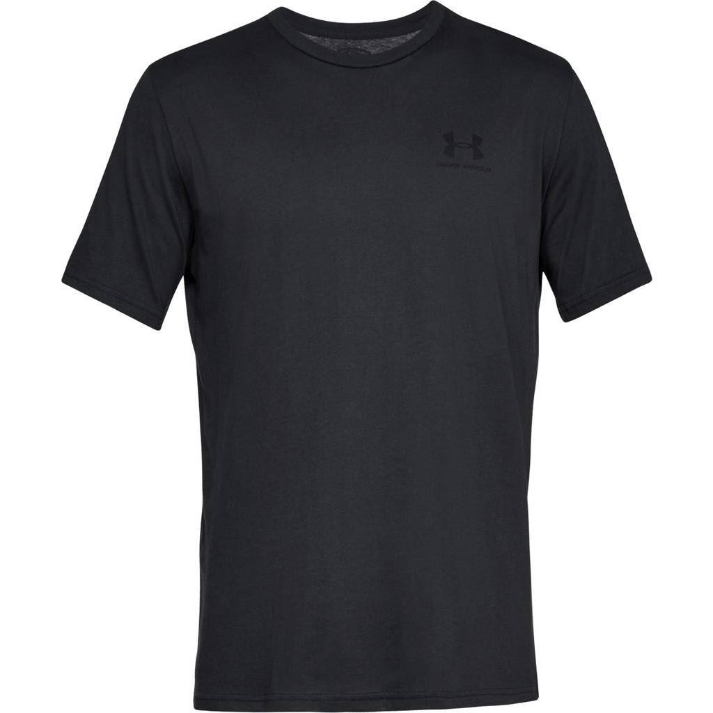 Under-Armour-2019-Hombre-acusado-algodon-quien-pecho-izquierdo-Manga-Corta-Camiseta