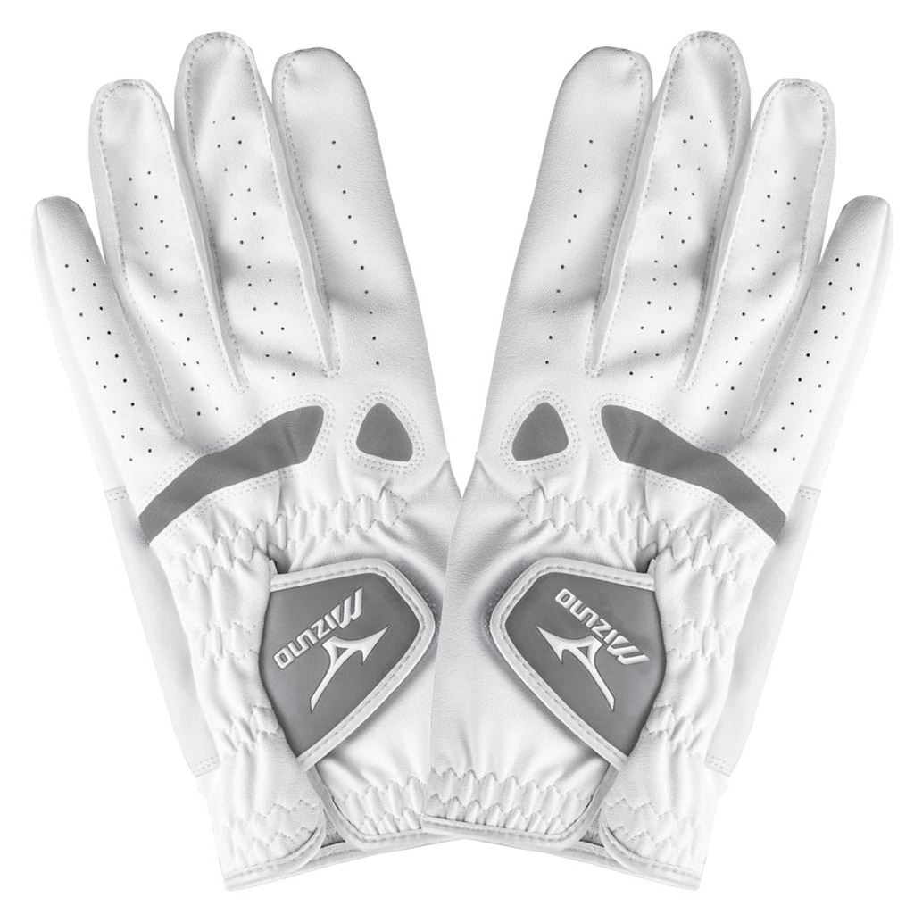 Pair-of-Ladies-Mizuno-Bioflex-All-Weather-Womens-039-s-Golf-Gloves-PAIR