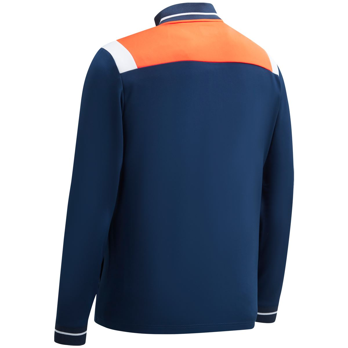 Callaway-Golf-2019-Mens-Colourblock-Track-FZ-Contrast-Opti-Dri-Golf-Jacket thumbnail 5