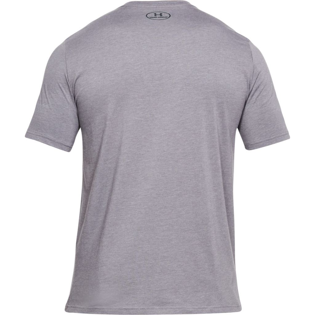 SALE-UNDER-ARMOUR-MENS-BOXED-SPORTSTYLE-CHARGED-COTTON-SHORT-SLEEVE-T-SHIRT thumbnail 3