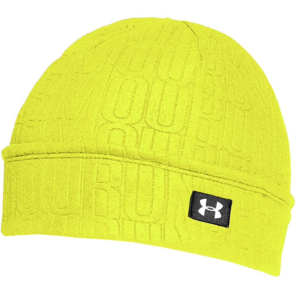 fc068fab3d6 Under Armour Womens UA Cozy Fleece Golf Beanie Winter Thermal Hat Flash  Light. About this product. Picture 1 of 2  Picture 2 of 2