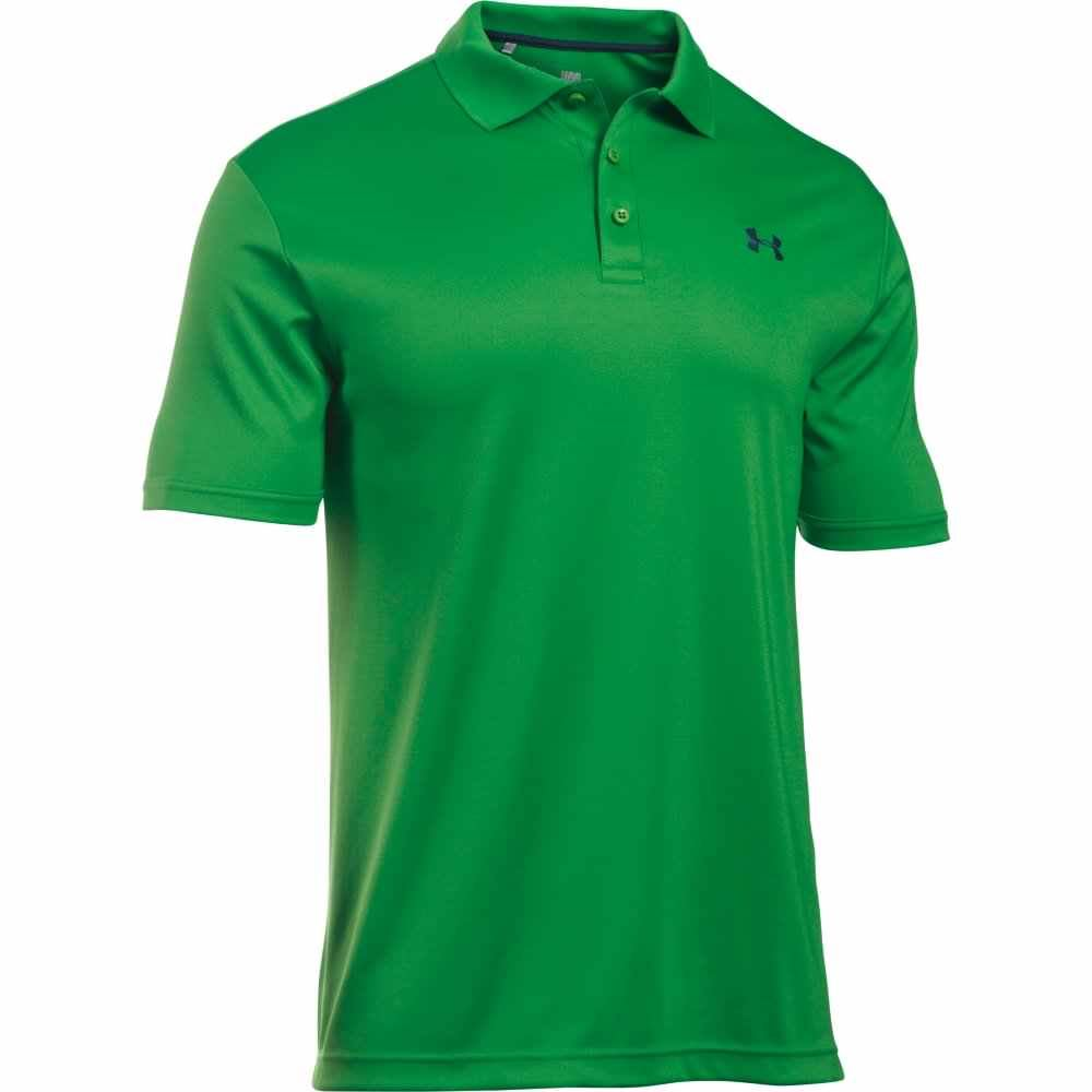 2018 under armour mens golf performance 2 0 logo chest for Corporate logo golf shirts