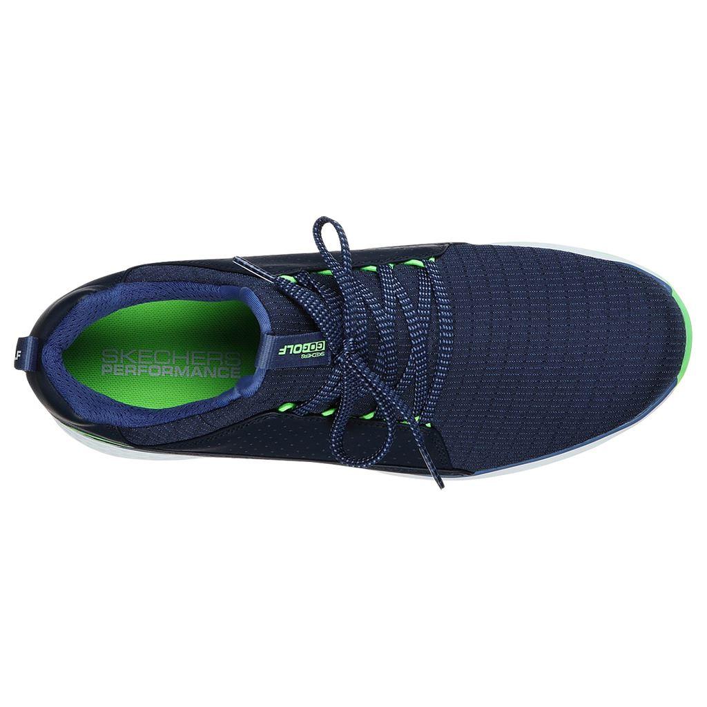 Skechers-GO-GOLF-Mojo-Elite-Leather-Waterproof-Spikeless-Golf-Shoes-54539 thumbnail 8