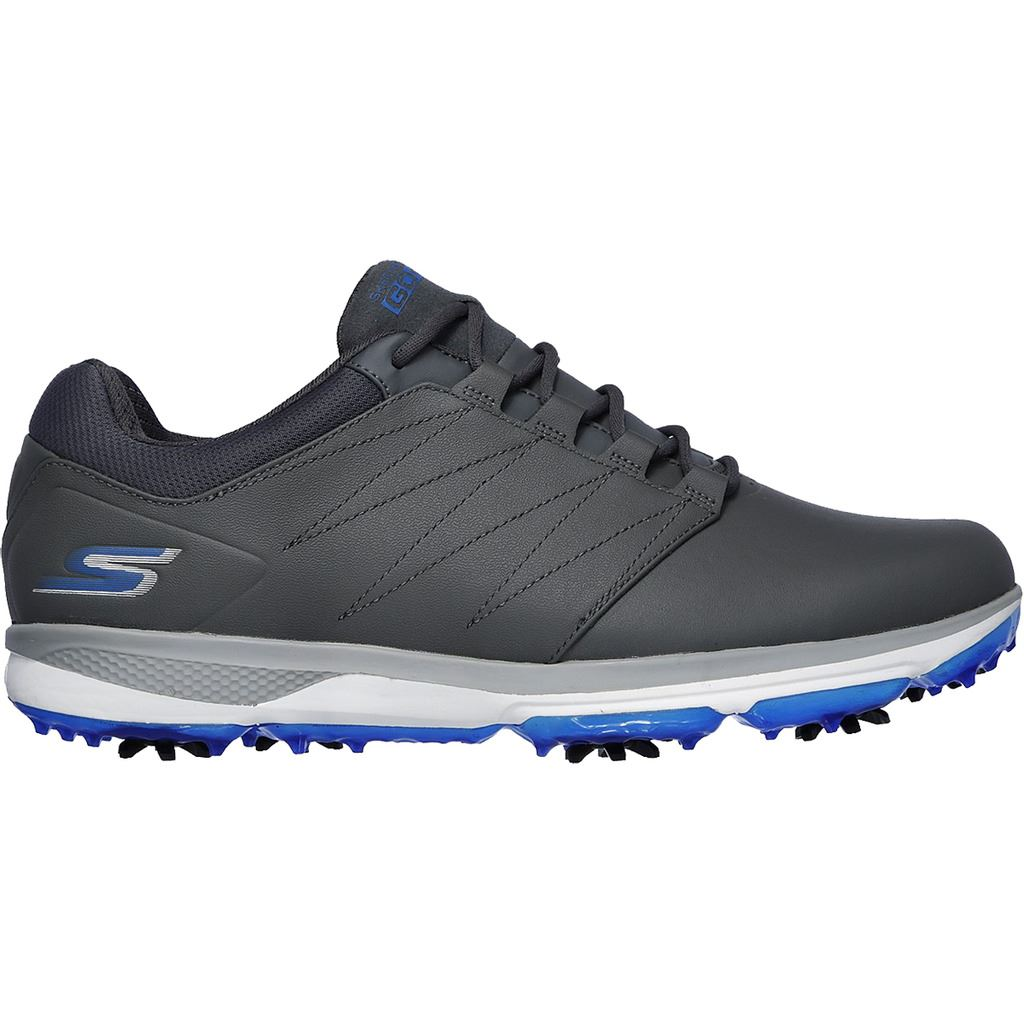 Skechers-Golf-2019-Mens-Go-Golf-Pro-V-4-WaterProof-Spiked-Golf-Shoes-54535 thumbnail 3