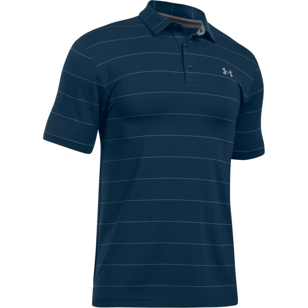 Sale 2017 under armour playoff mens performance golf for Men polo shirts on sale