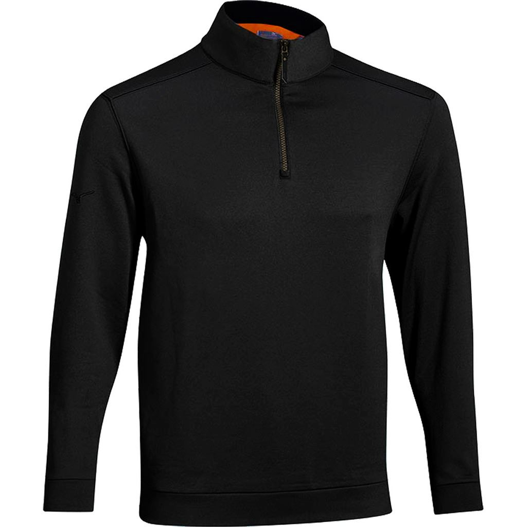 54-OFF-Mizuno-Warmalite-Thermosuede-1-4-Zip-Cover-up-Mens-Sweater-Golf-Pullover