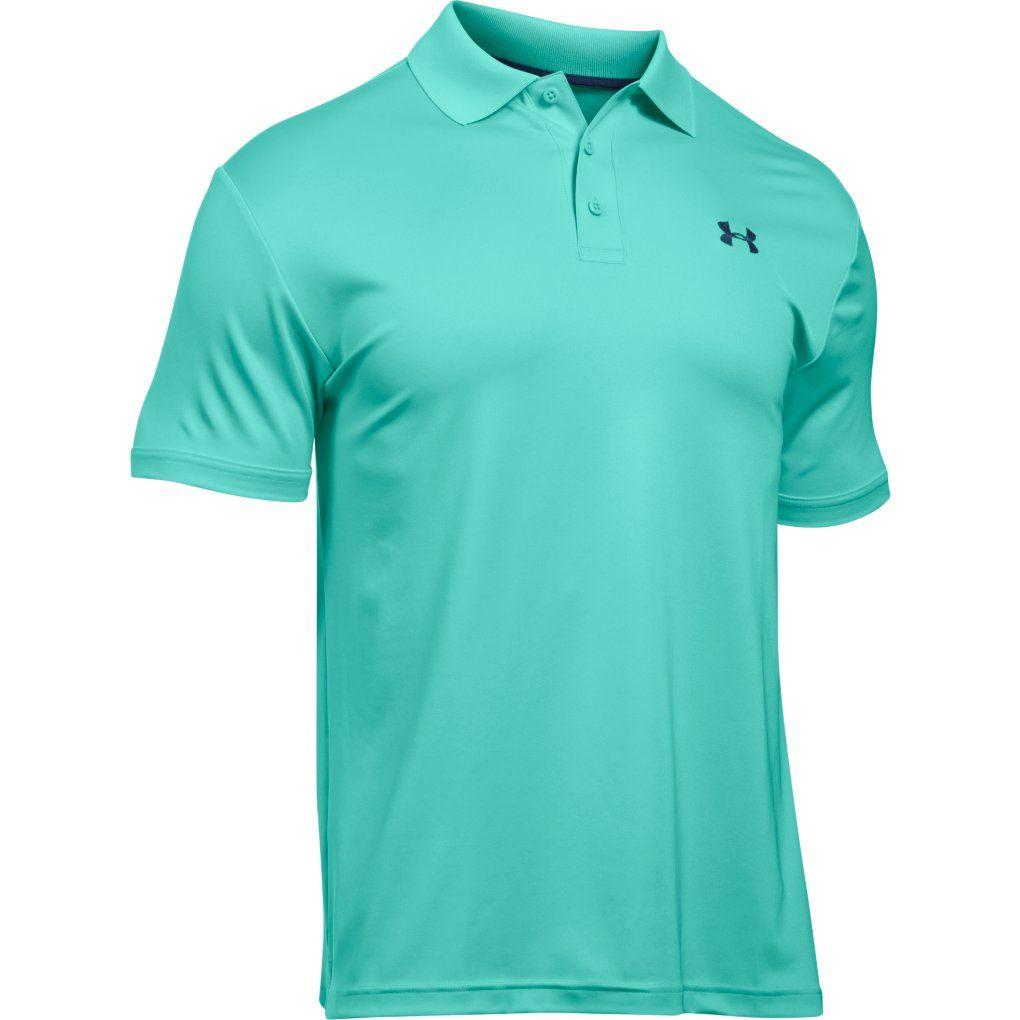 under armour men's polo shirts