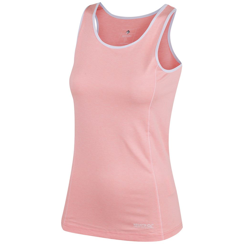 REGATTA-LADIES-VASHTI-II-WICKING-WALKING-STRETCH-WOMENS-VEST-TOP-T-SHIRT-45-OFF thumbnail 2