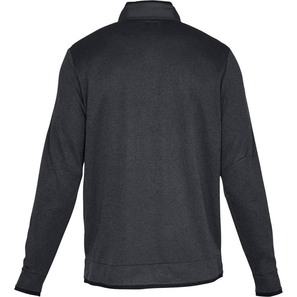 UNDER-ARMOUR-UA-MENS-STORM-SWEATER-WATER-REPELLENT-SNAP-MOCK-PULLOVER-50-OFF thumbnail 5
