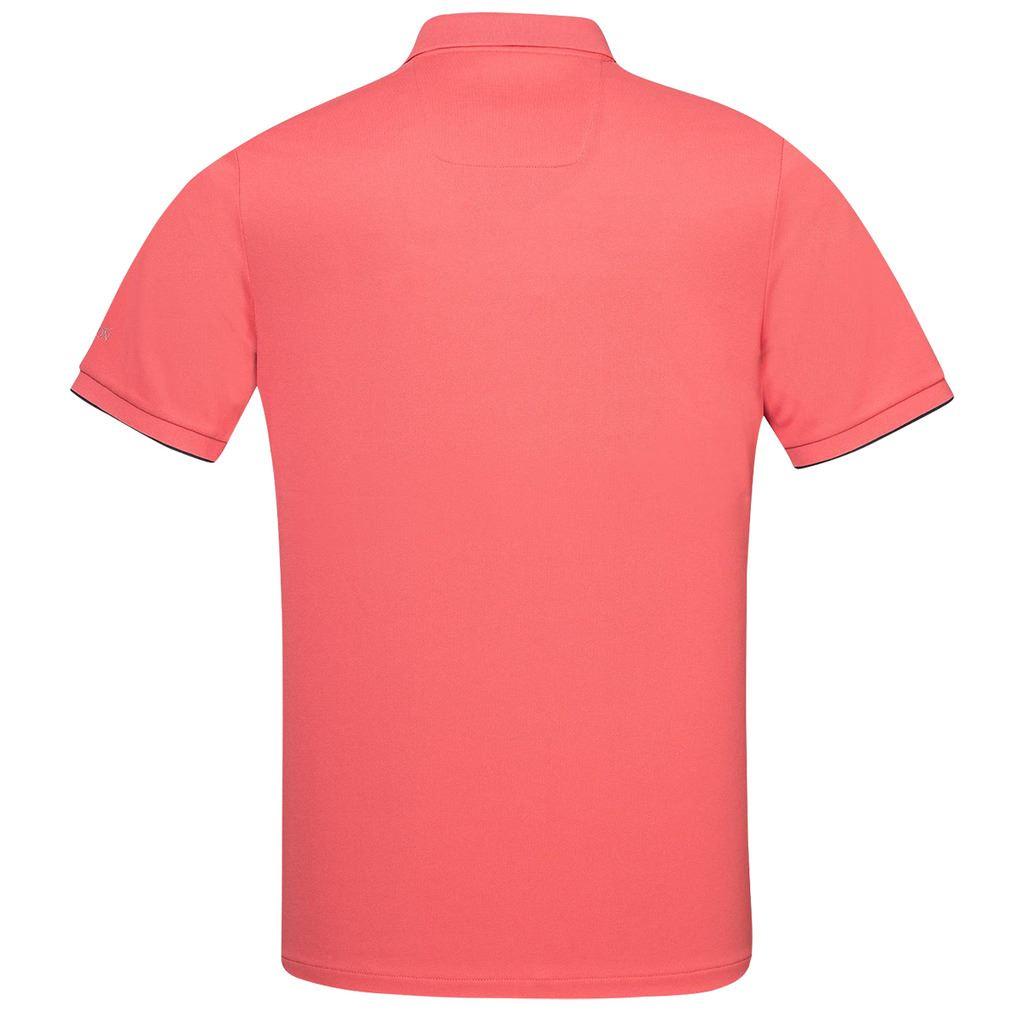 Oscar-Jacobson-Mens-Ivo-Pin-Short-Sleeve-Golf-Polo-Shirt-45-OFF thumbnail 5