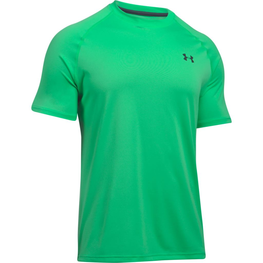 Under Armour 2017 Mens T Shirt Heatgear Tech Short Sleeve