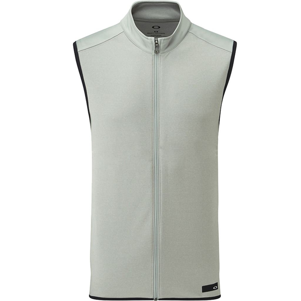 Oakley-Mens-2018-Range-Vest-Full-Zip-Moisture-Lightweight-Golf-Gilet
