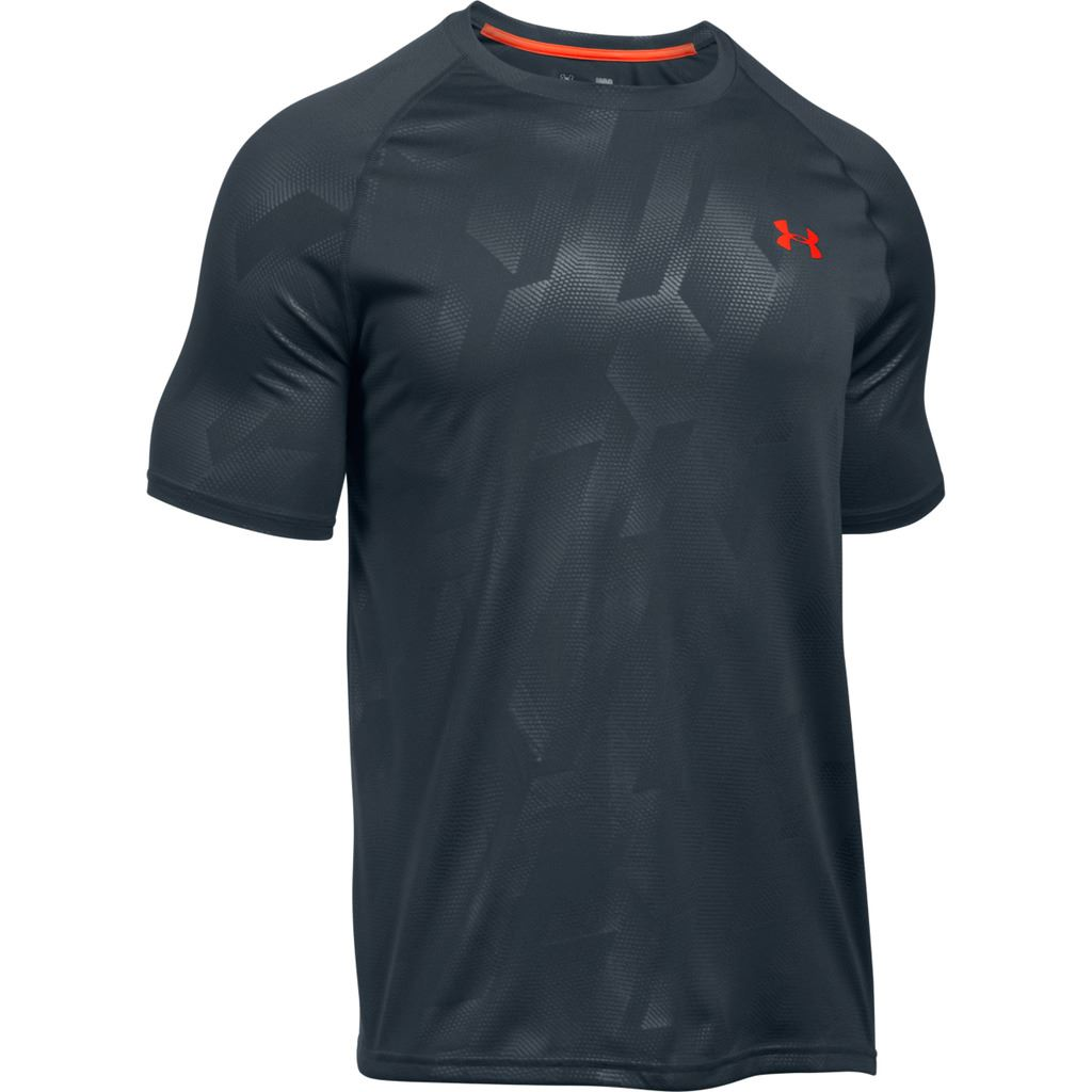 Under Armour 2017 Tech Novelty Patterned Short Sleeve T