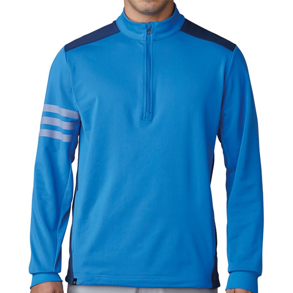 adidas-Golf-2017-Climacool-Competition-1-4-Zip-Layering-Sweater-Mens-Cover-up