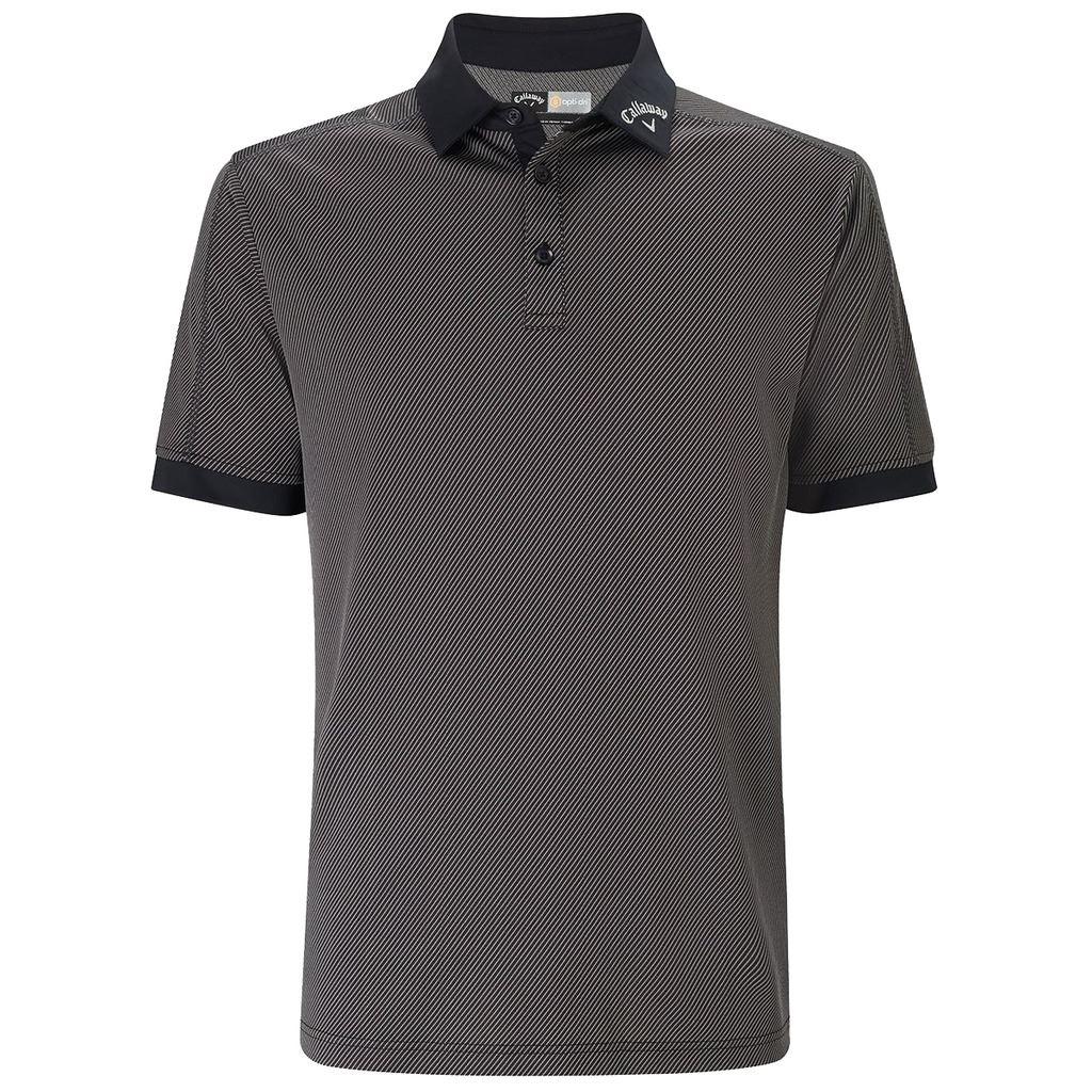 2018 callaway jacquard streifen opti dri herren leistung golf polo shirt ebay. Black Bedroom Furniture Sets. Home Design Ideas