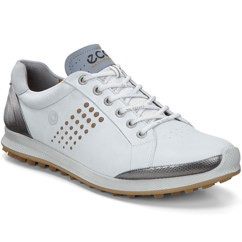 ecco biom hybrid 2 spikeless waterproof yak leather mens