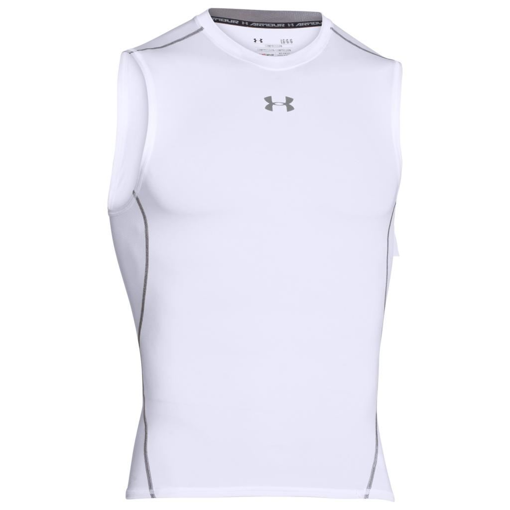 under armour 2016 heatgear armour vest mens sleeveless. Black Bedroom Furniture Sets. Home Design Ideas