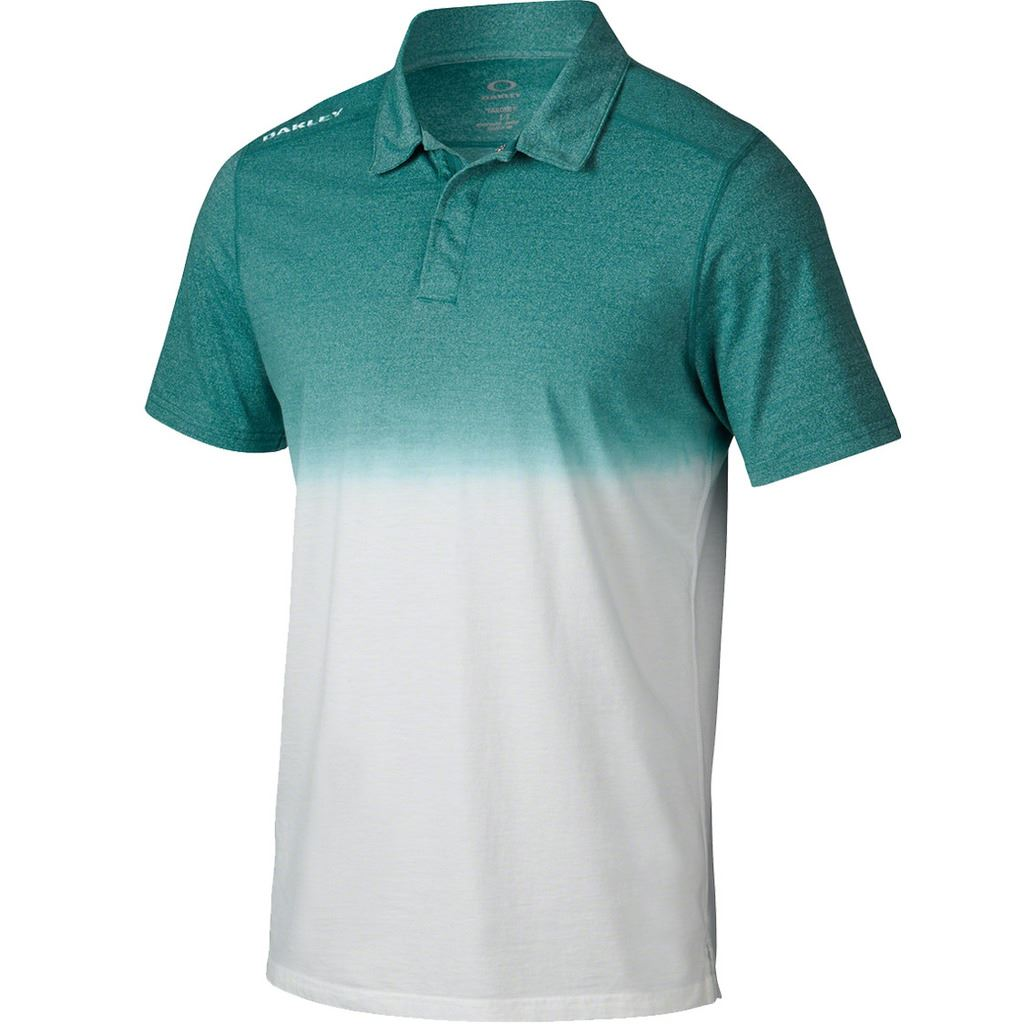 Oakley Conley Top Mens Performance Funky Golf Polo Shirt