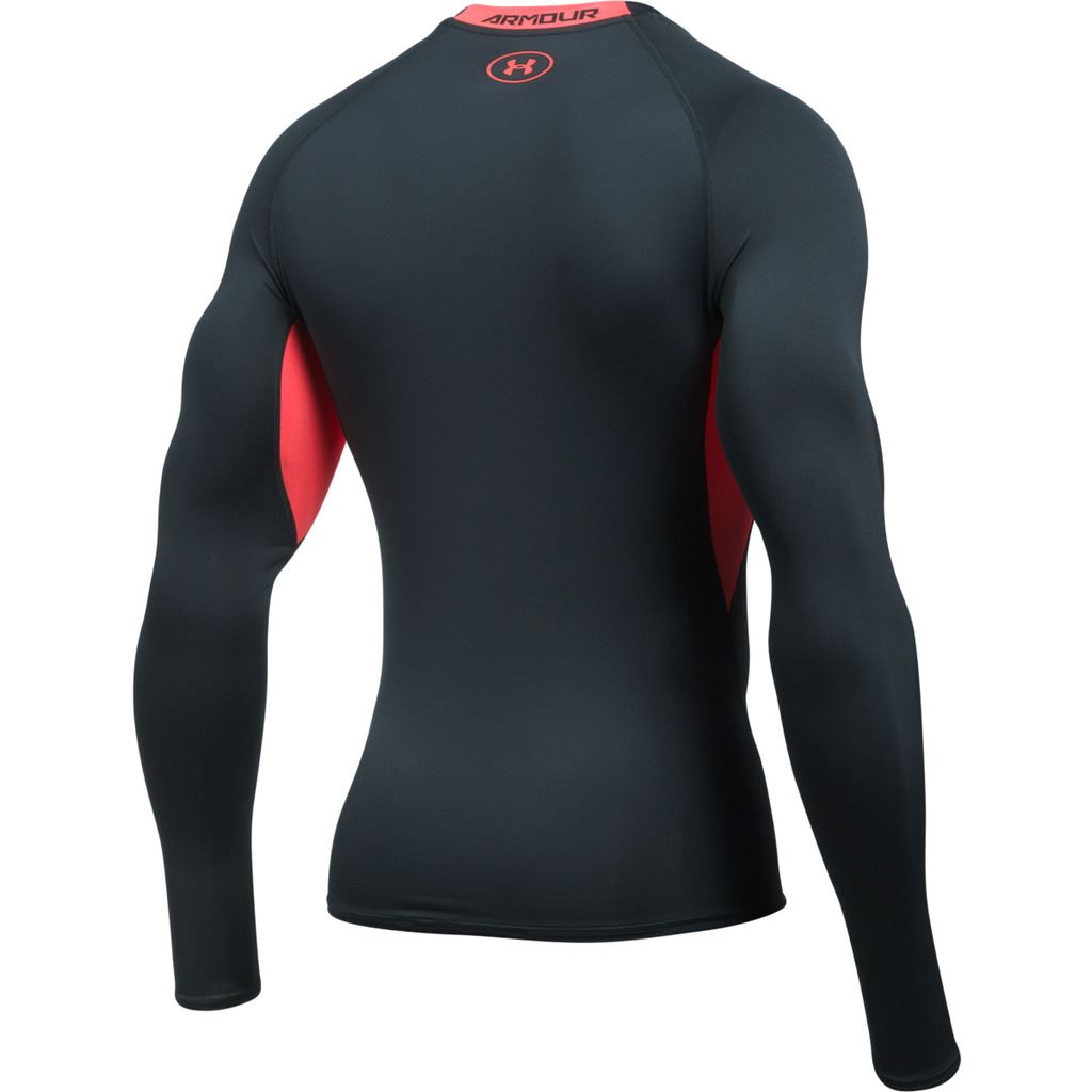 2018 under armour mens heatgear compression shirt for Mens under armour shirts