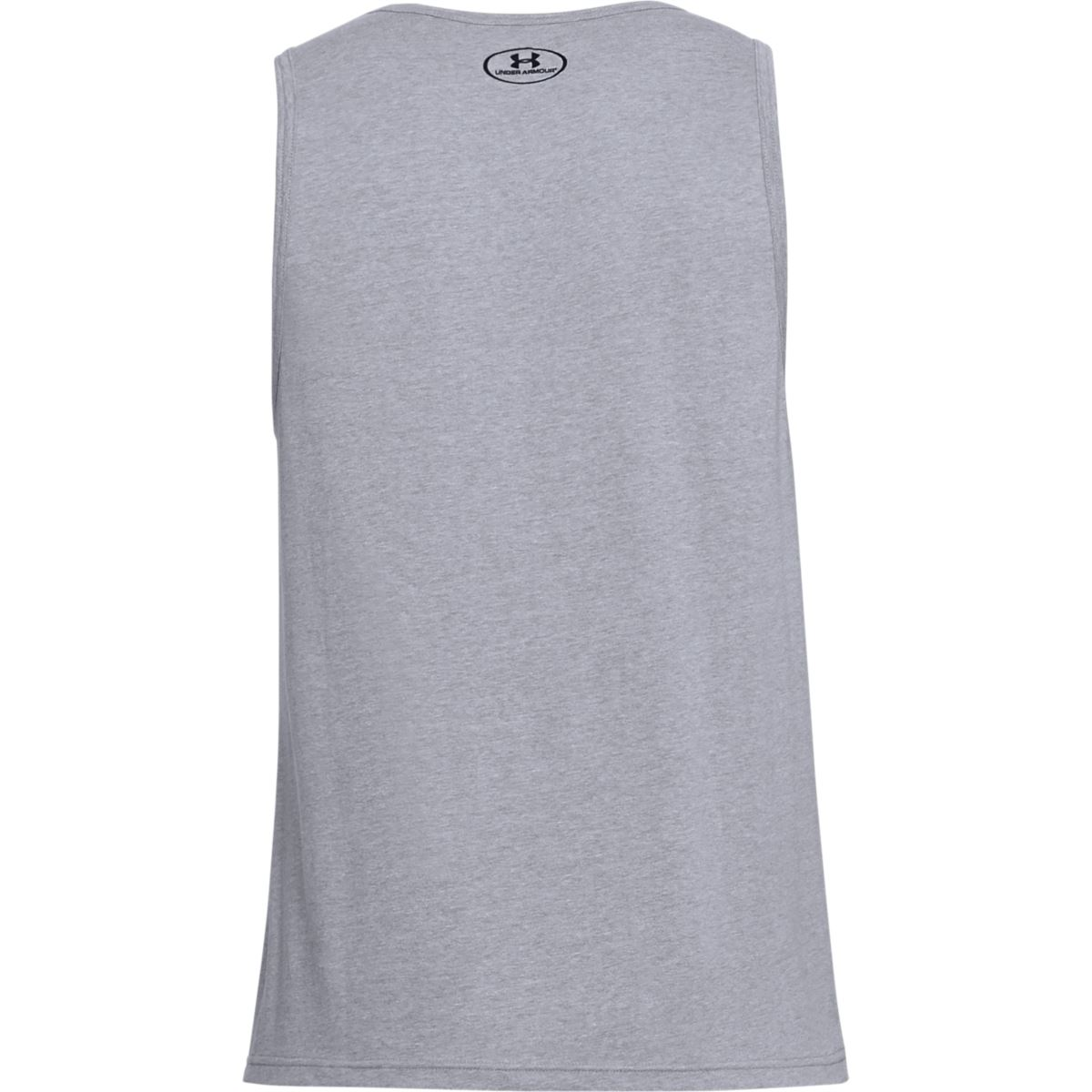 Under-Armour-2019-Mens-UA-Sportstyle-Logo-Tank-Top-Sleeveless-Cotton-Vest thumbnail 5