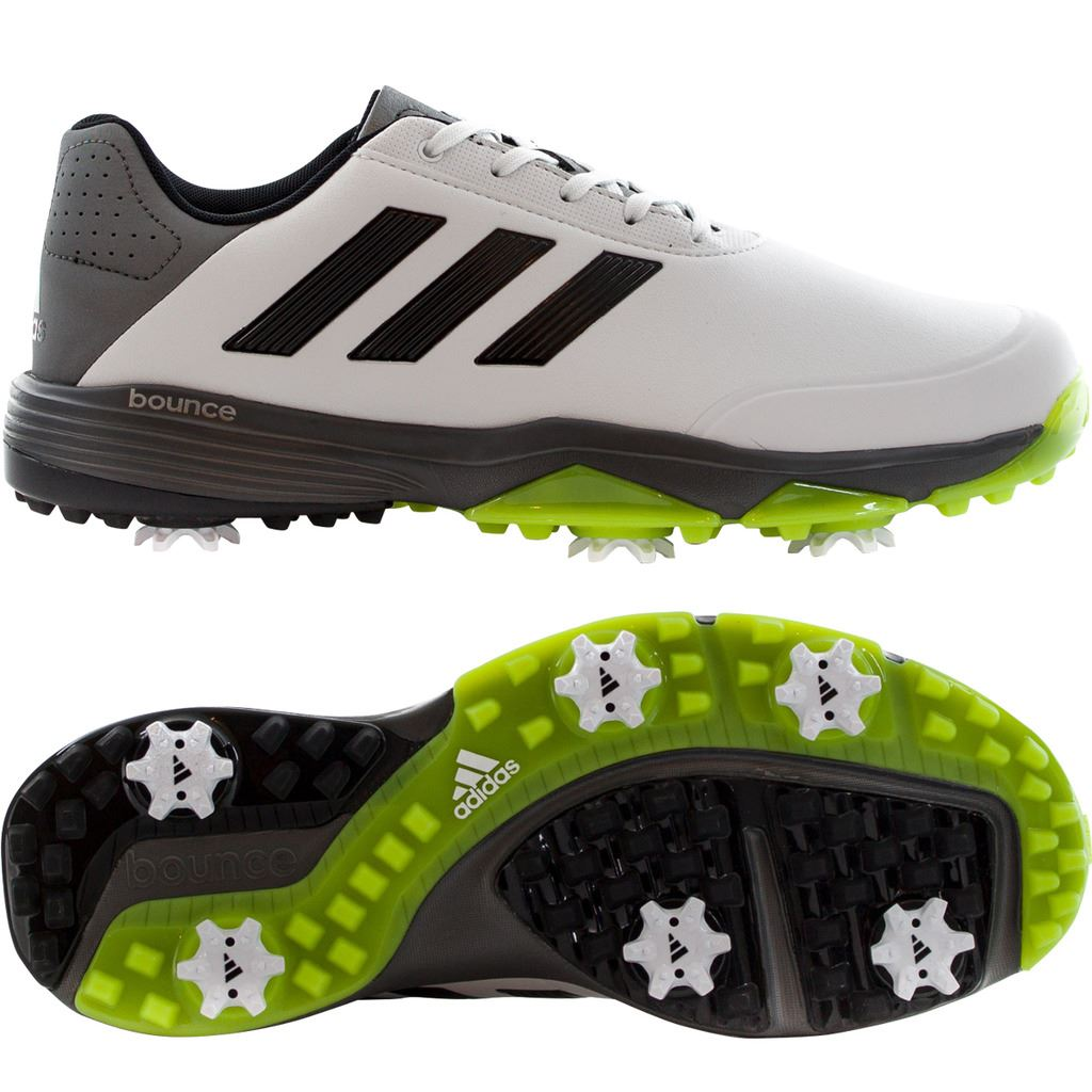 newest 46f8d 74b6a adidas-Golf-2018-Mens-Adipower-Bounce-Spiked-Golf-