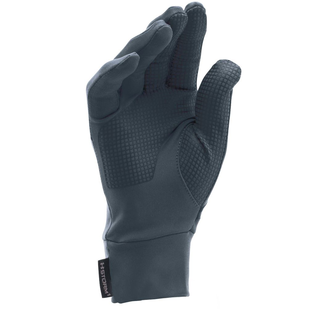 under armour 2017 coldgear evo armour liner mens winter training gloves pair ebay. Black Bedroom Furniture Sets. Home Design Ideas