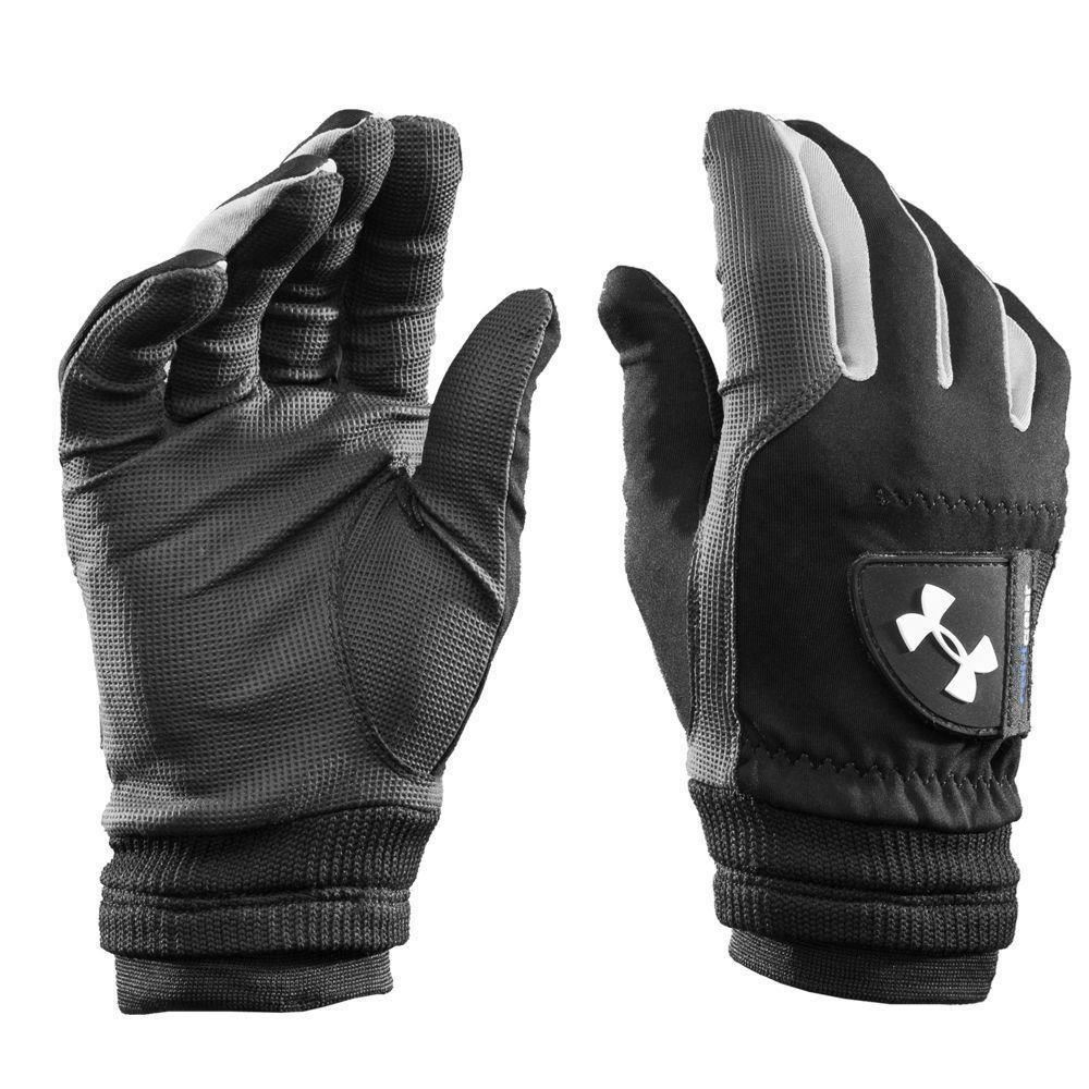 Under Armour 2017 Cold Gear Thermal Mens Golf Gloves