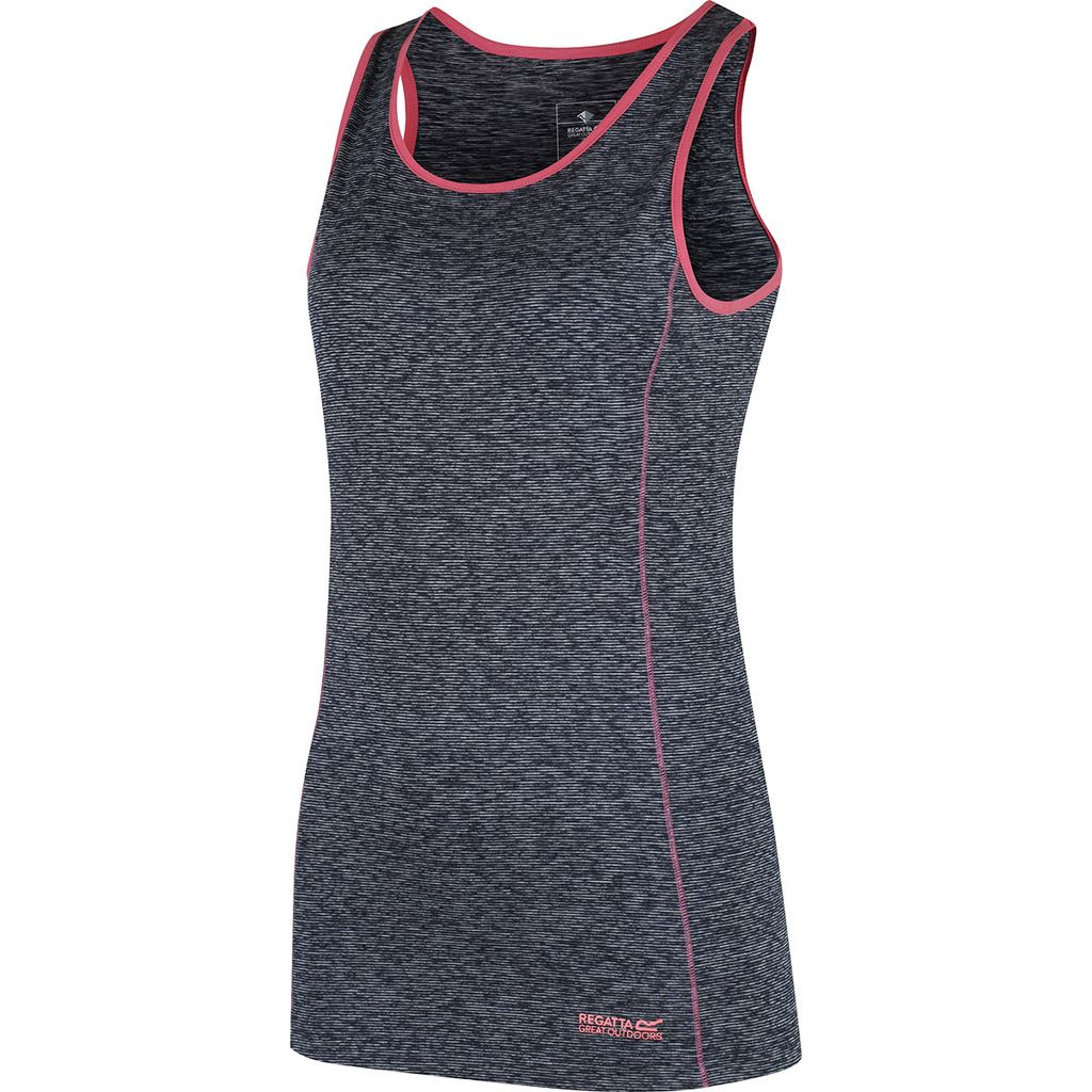 REGATTA-LADIES-VASHTI-II-WICKING-WALKING-STRETCH-WOMENS-VEST-TOP-T-SHIRT-45-OFF thumbnail 6