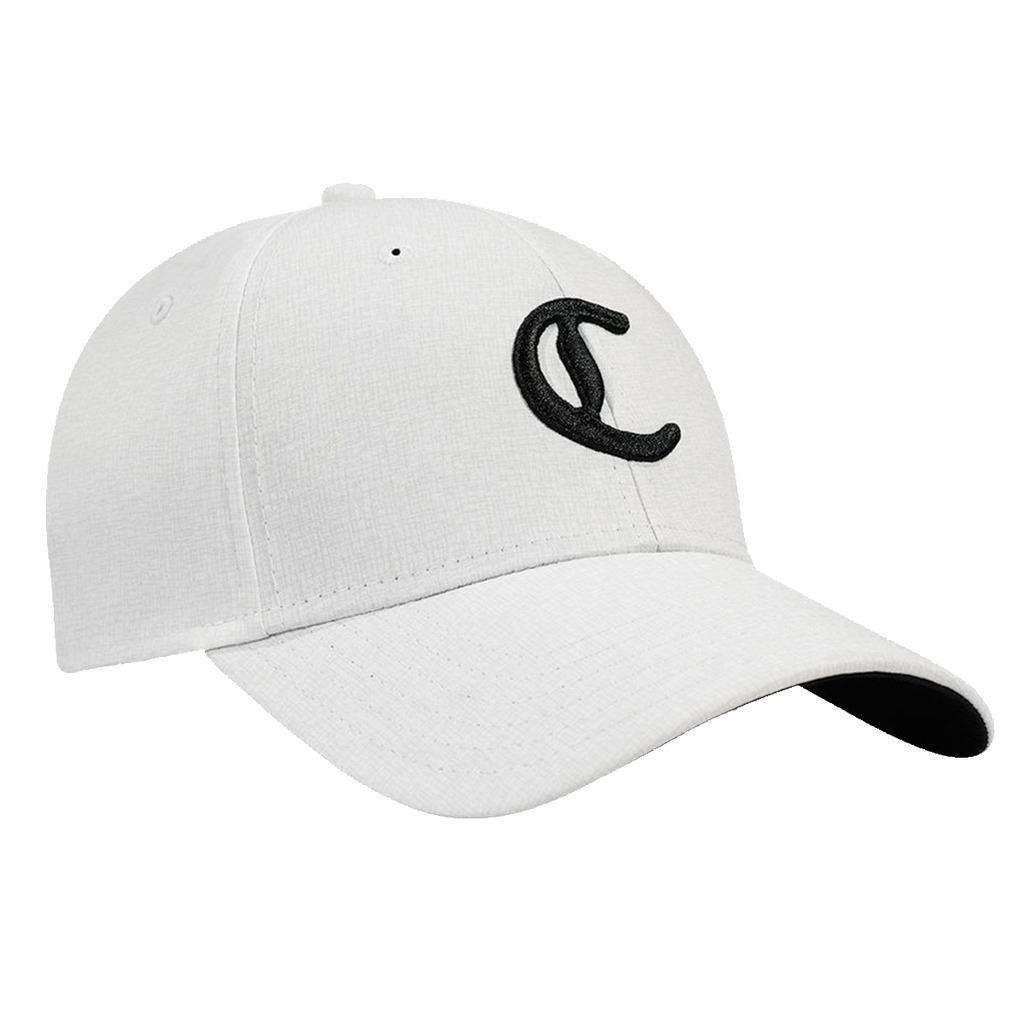 Callaway Golf C Collection Lightweight Stretch Hat Mens Structured Golf Cap   b6bddd86ef8