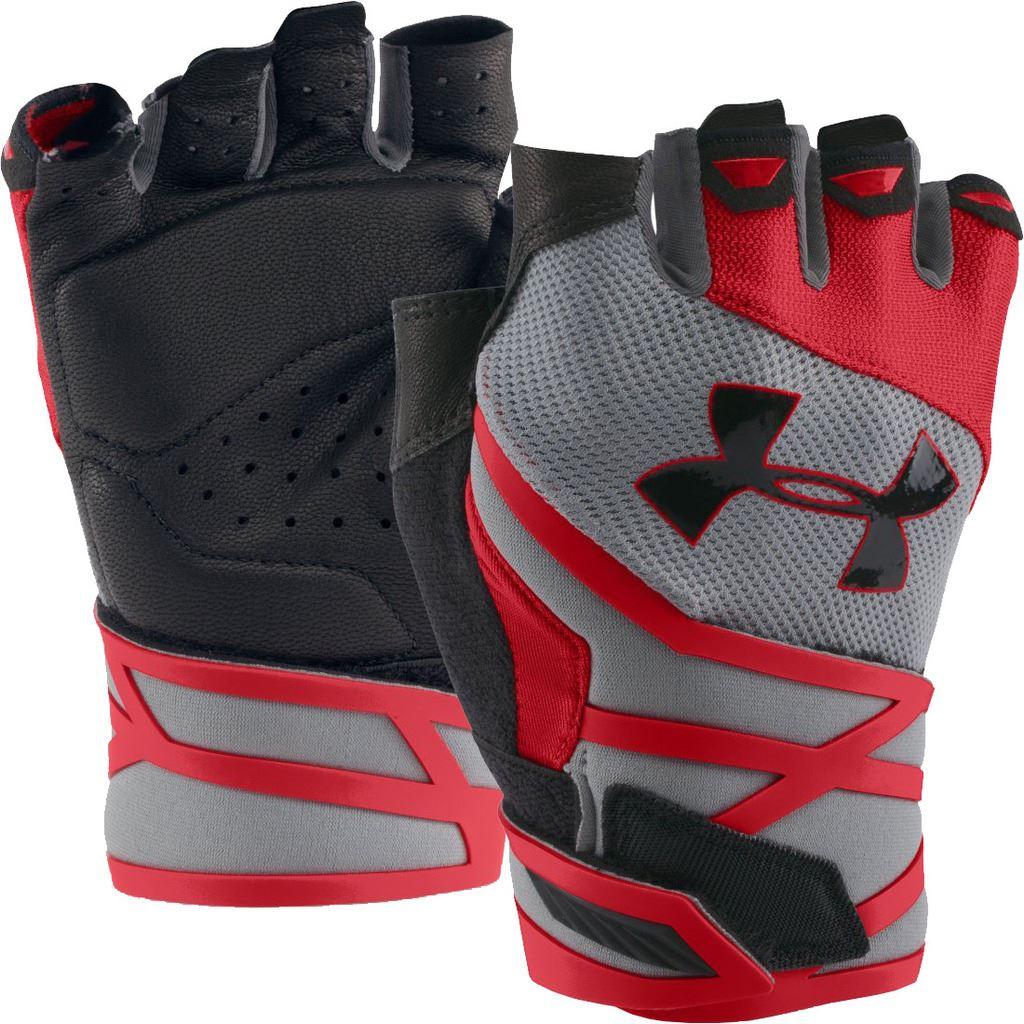 Male gloves ebay - Under Armour 2017 Resistor Half Finger Training Gym