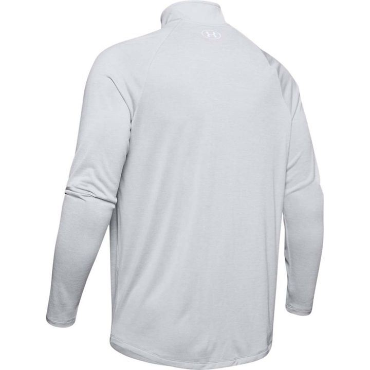 Under-Armour-Mens-2020-UA-Tech-1-2-Zip-Sweater-Mens-Training-Breathable-GYM-Top thumbnail 5