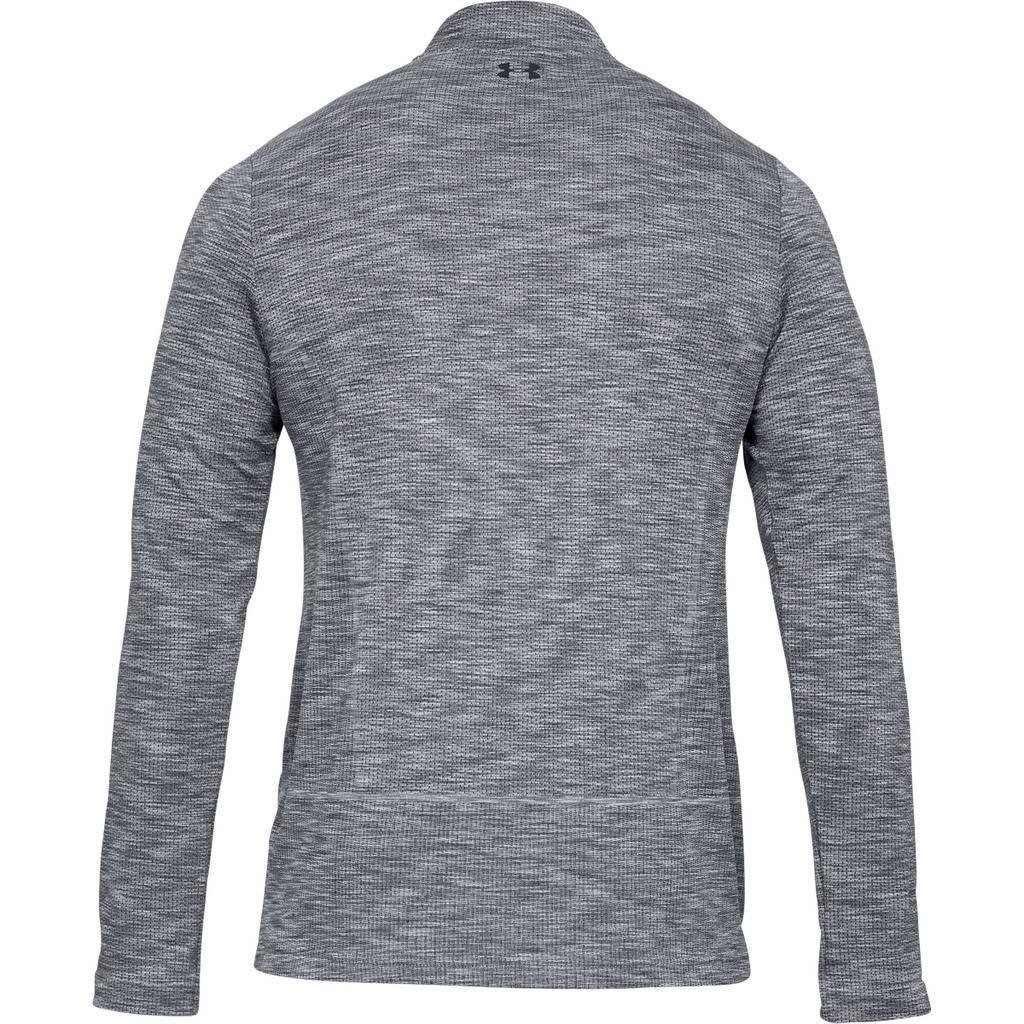 UNDER-ARMOUR-MENS-UA-VANISH-SEAMLESS-STRETCH-MESH-1-2-ZIP-GOLF-PULLOVER thumbnail 7