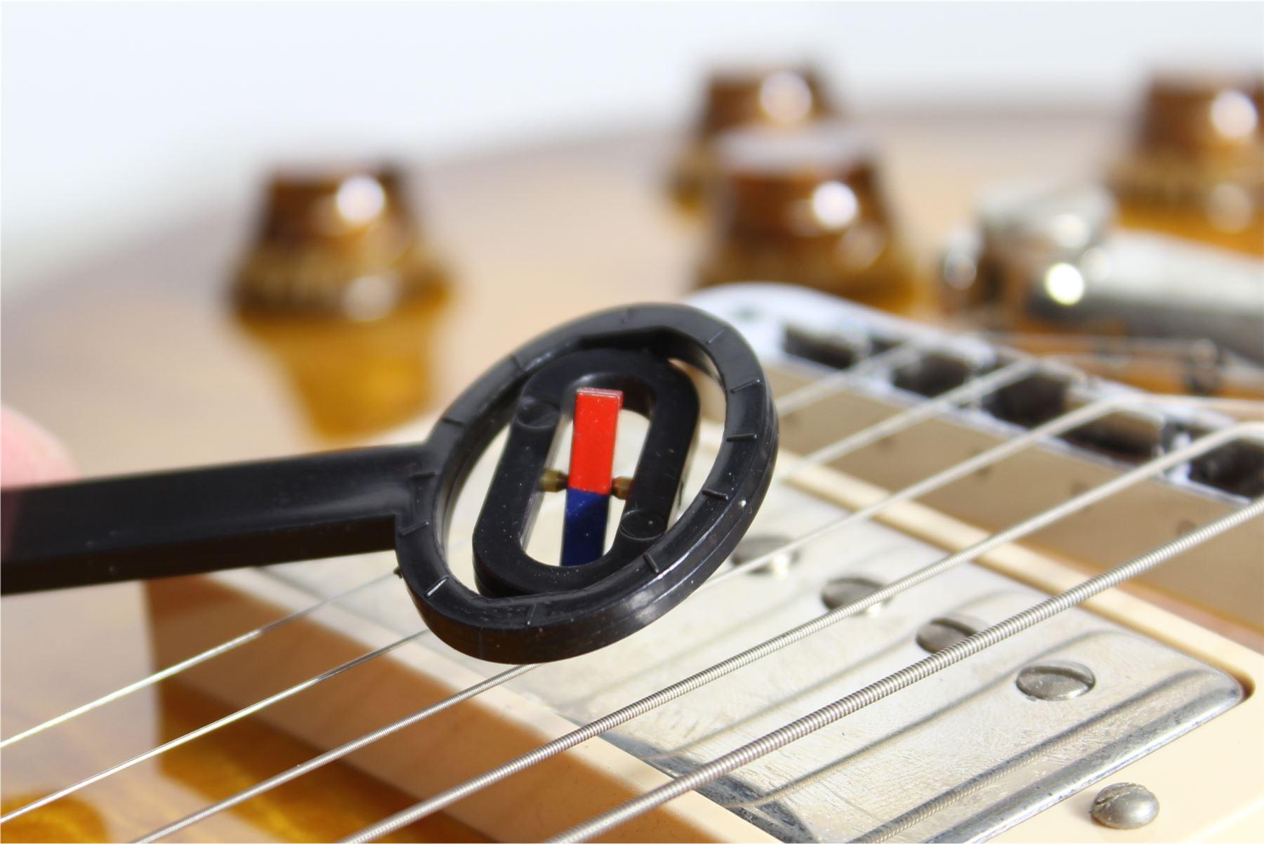 magnet pole identifier polarity tester for guitar pickup makers ebay. Black Bedroom Furniture Sets. Home Design Ideas