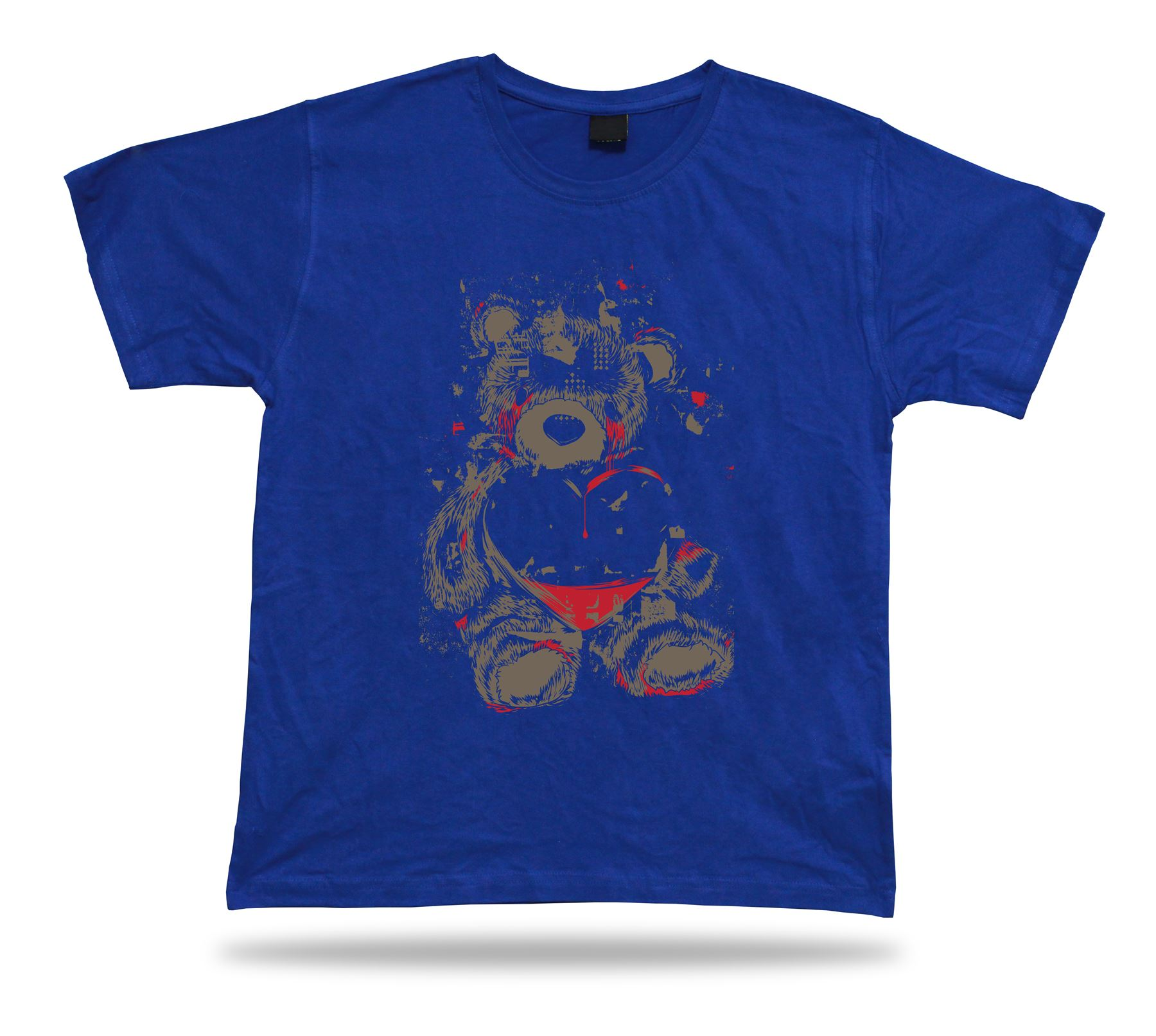 710315607 Teddy Bear Crying Heart Love Care stylish Tshirt tee shirt vector ...