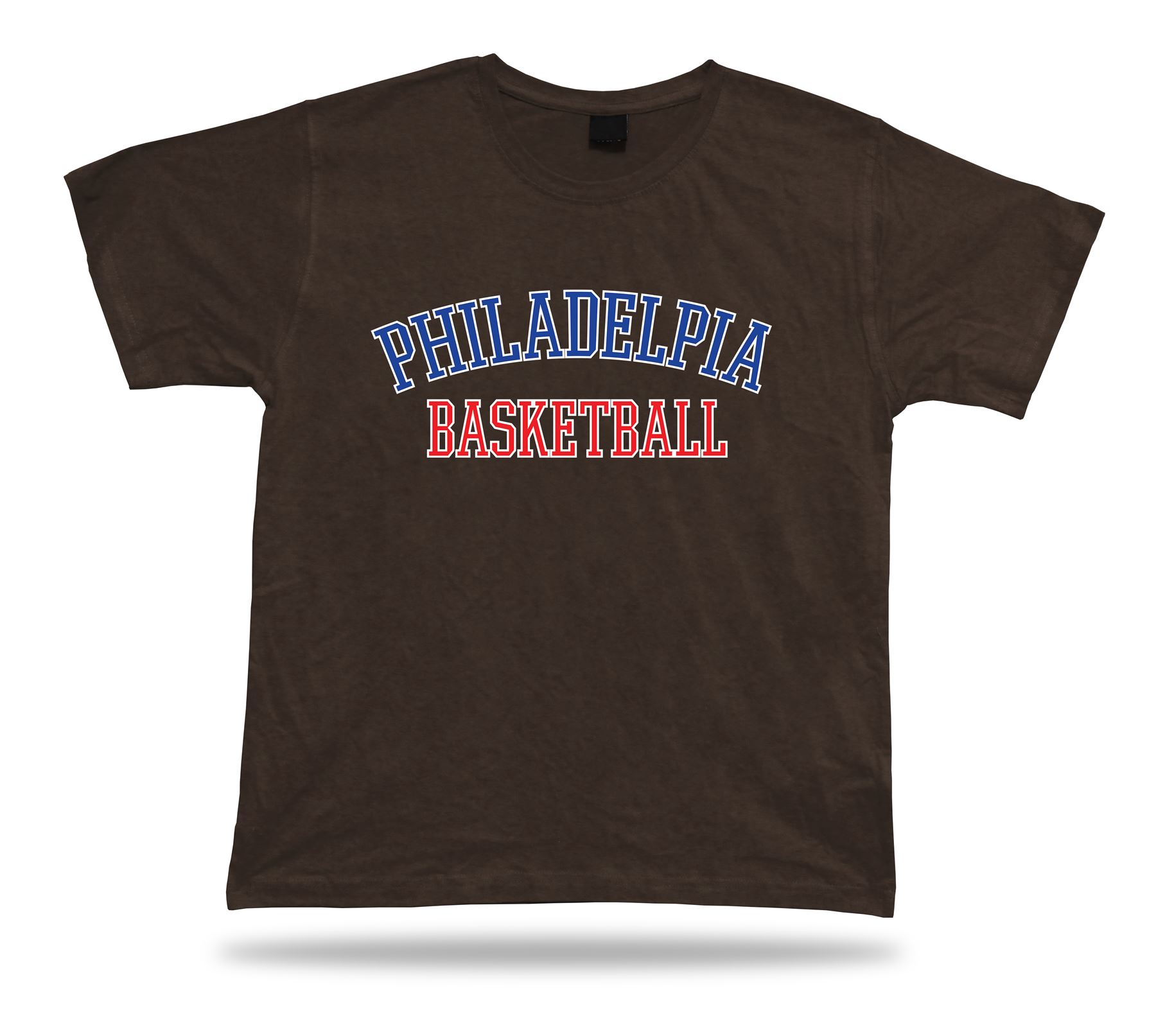 Philadelphia Usa Basketball T Shirt Tee Warm Up Style