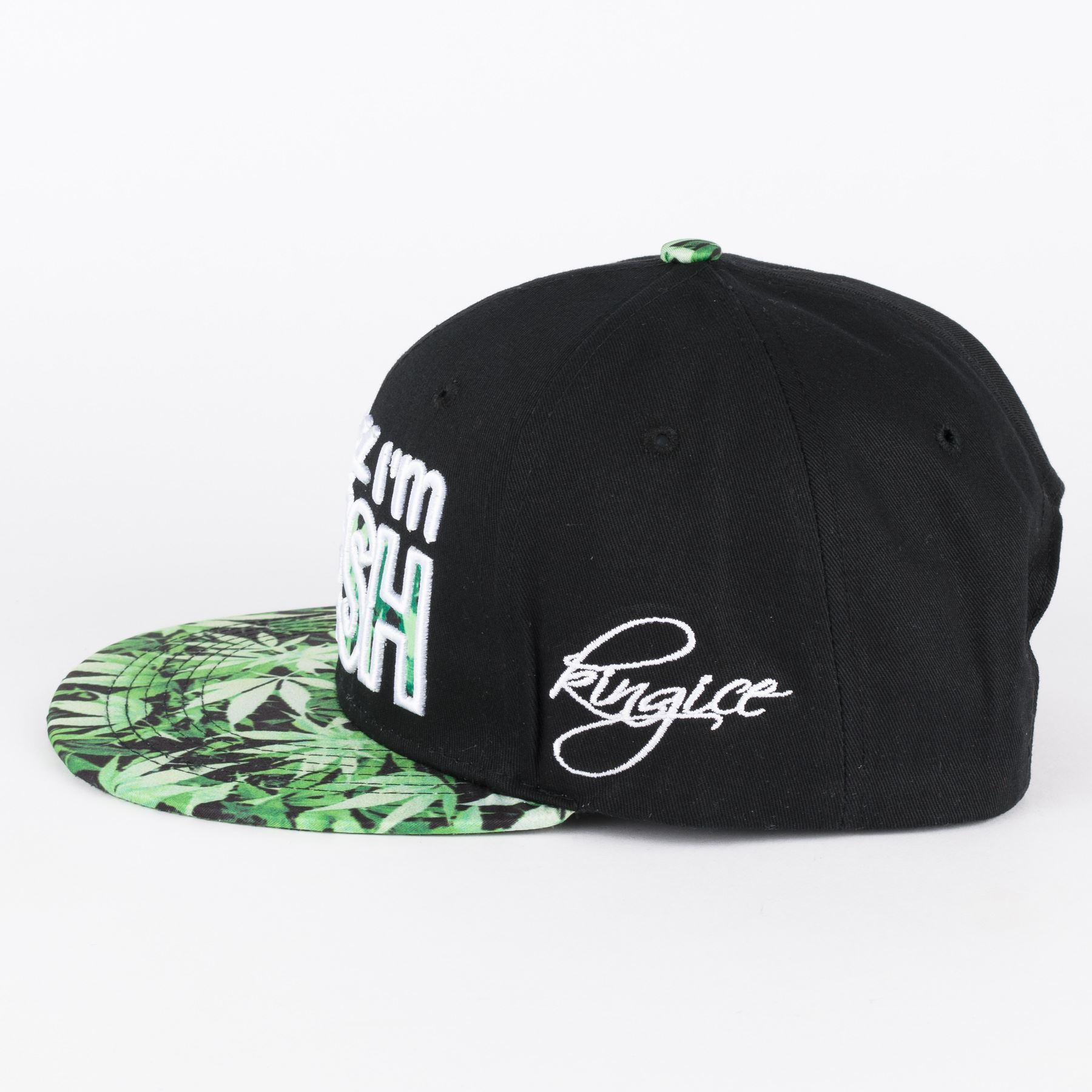 Cappellino Hip Hop ricamato  eb1700a646b0