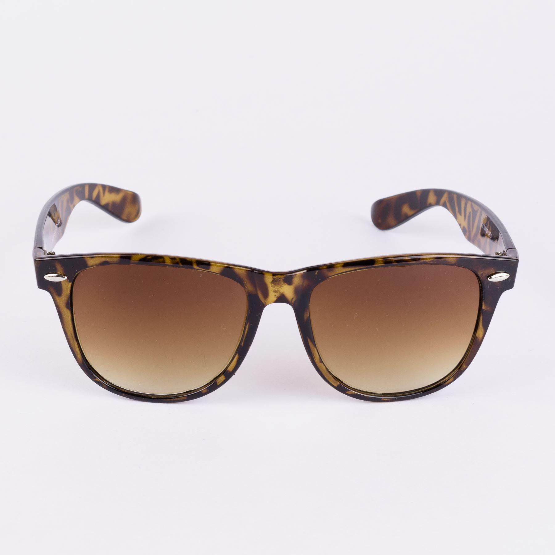 Hat To Socks Hornbrille 50er Jahre Stil Sonnenbrille mit Blumenmuster