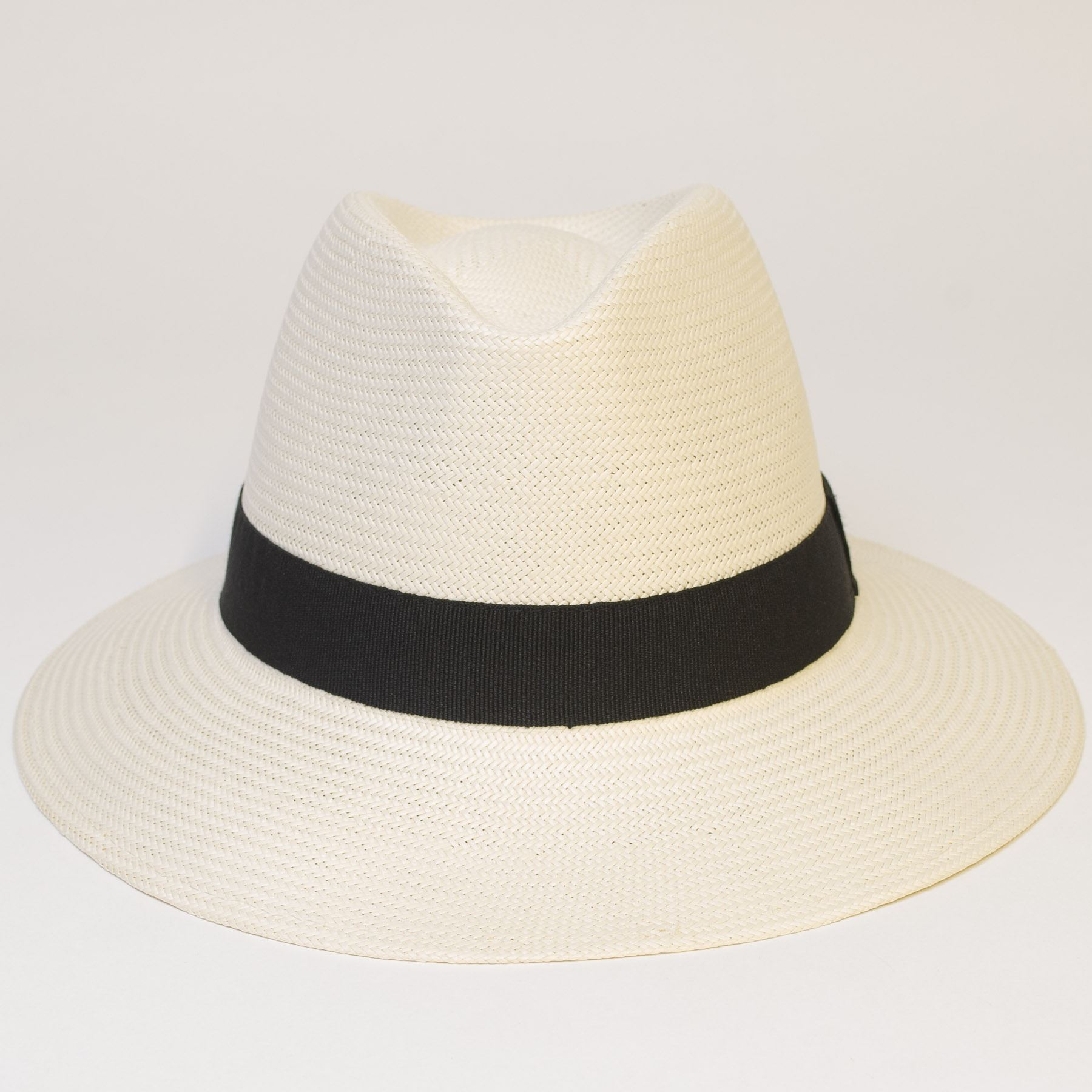 Panama Style Handmade Fedora Hat | eBay