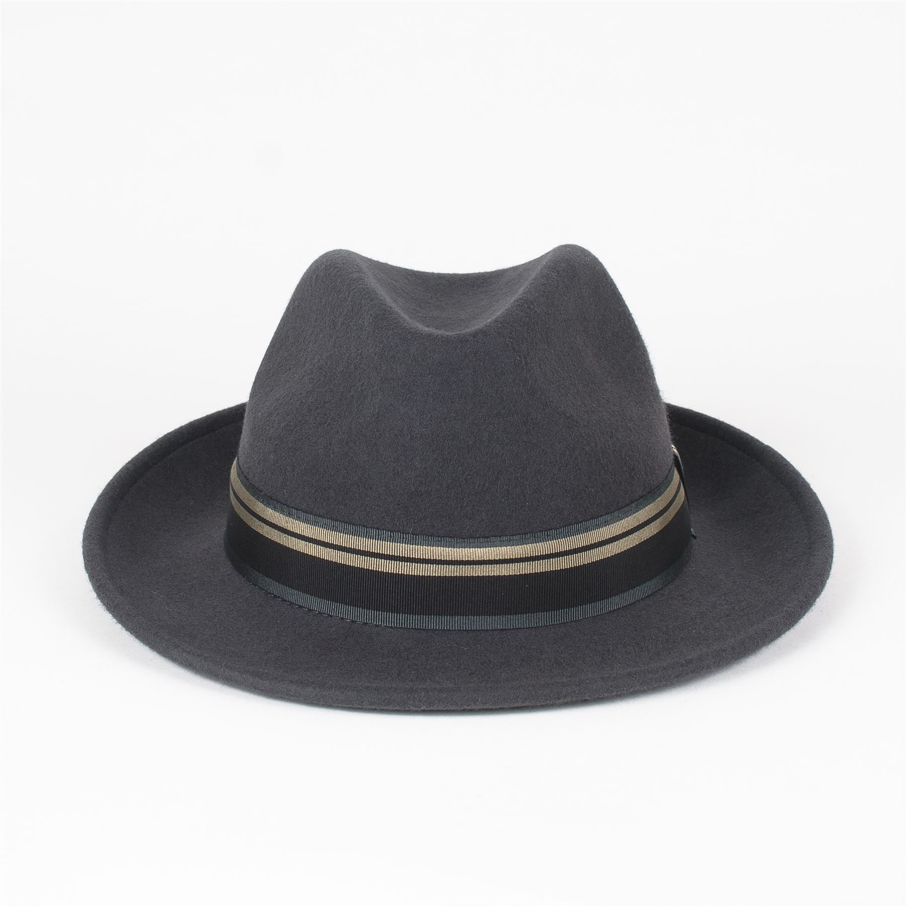 Stylish-100-Wool-Fedora-Hat-Waterproof-amp-Crushable- 14382136ab29