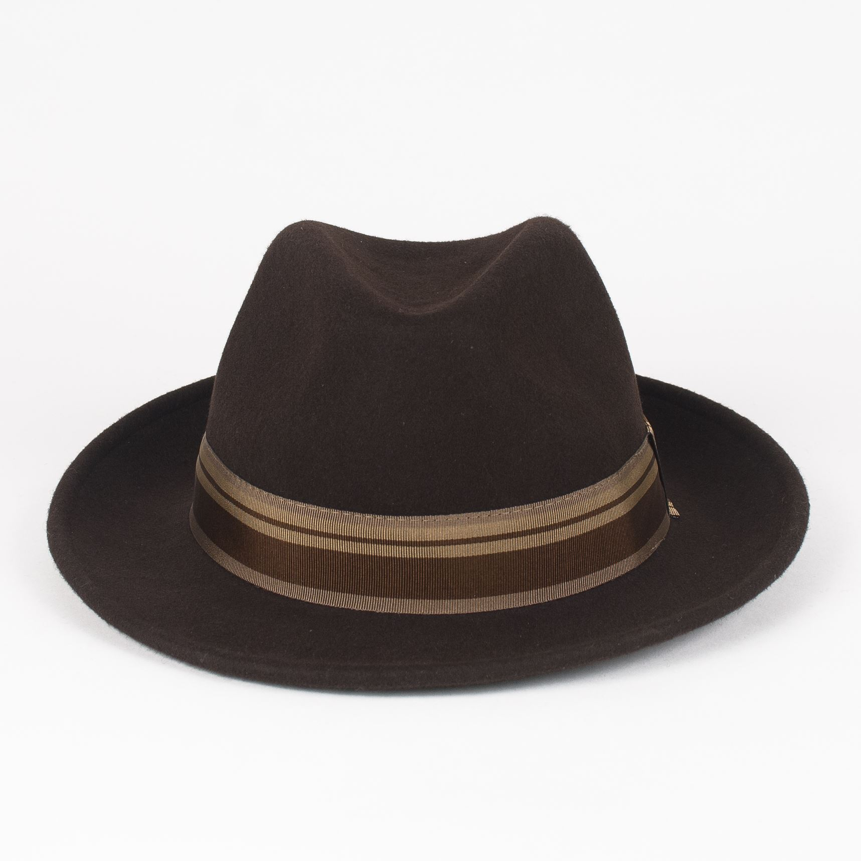 2bdd794d37b84 Stylish-100-Wool-Fedora-Hat-Waterproof-amp-Crushable-