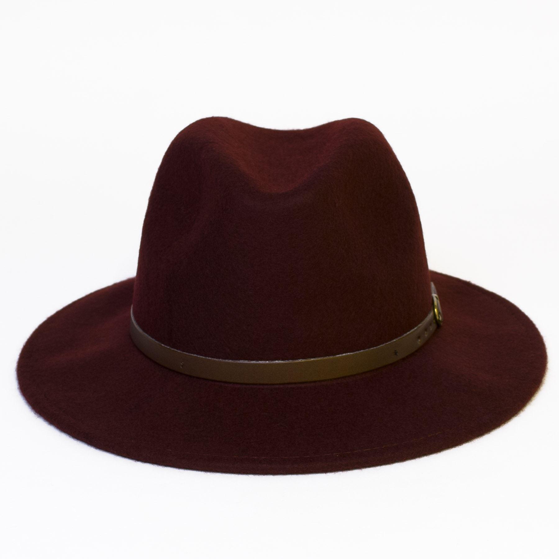 Cappello Fedora in Feltro  be9888f2df80